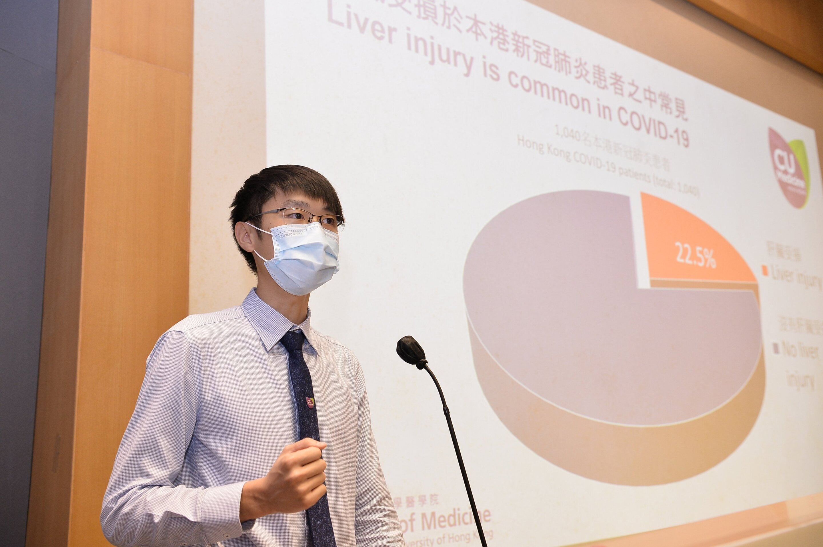 Study Shows Liver Injury Is Common And Prognostic In Covid 19 Patients