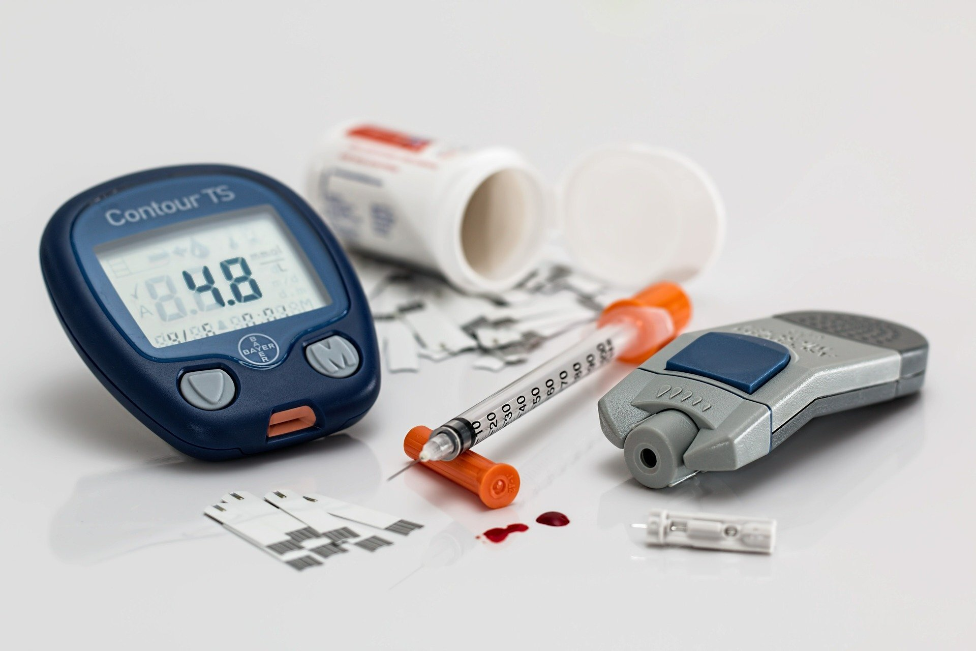 Mouse study identifies novel compound that may help develop diabetes drugs