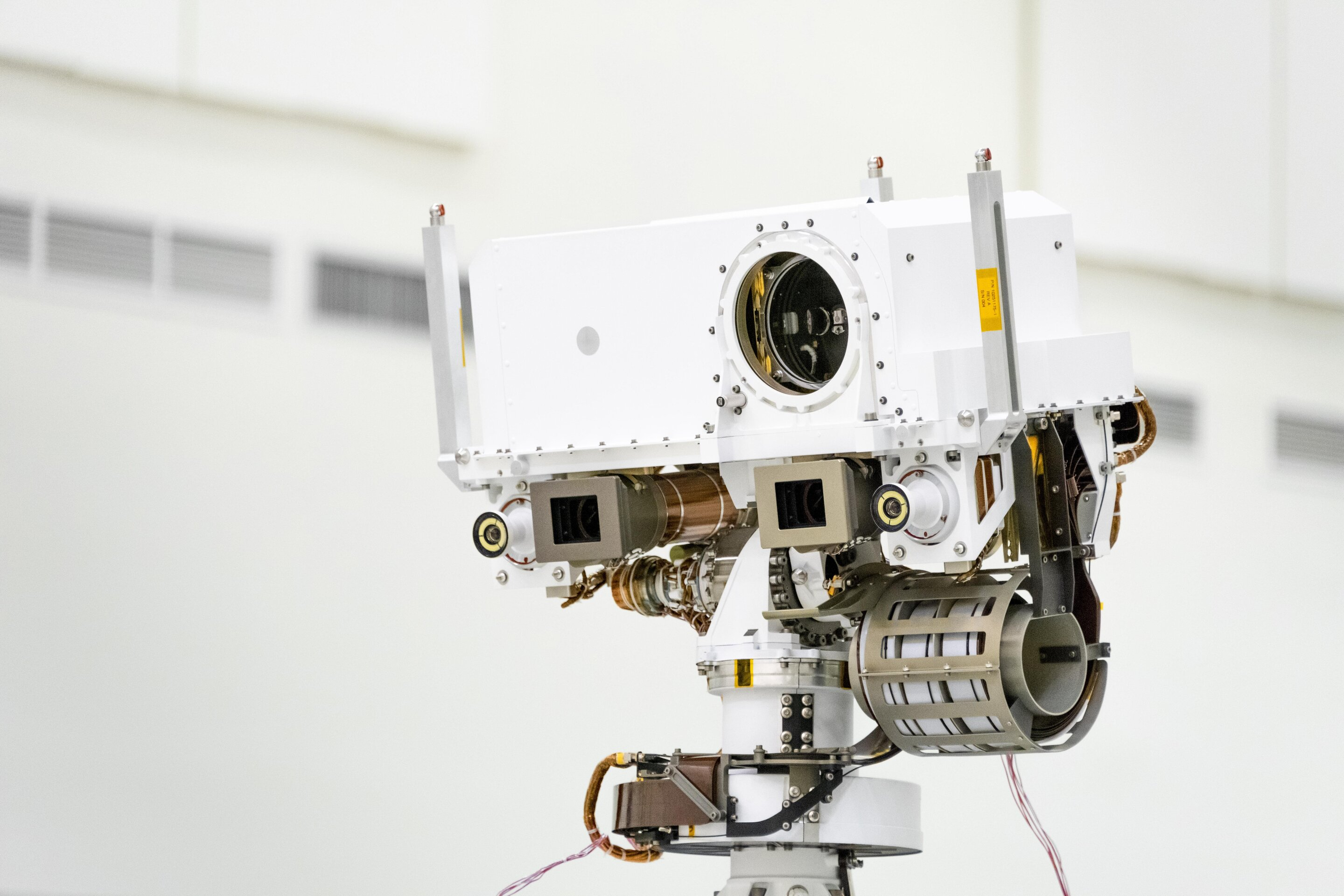 NASA's Perseverance rover will look at Mars through these eyes