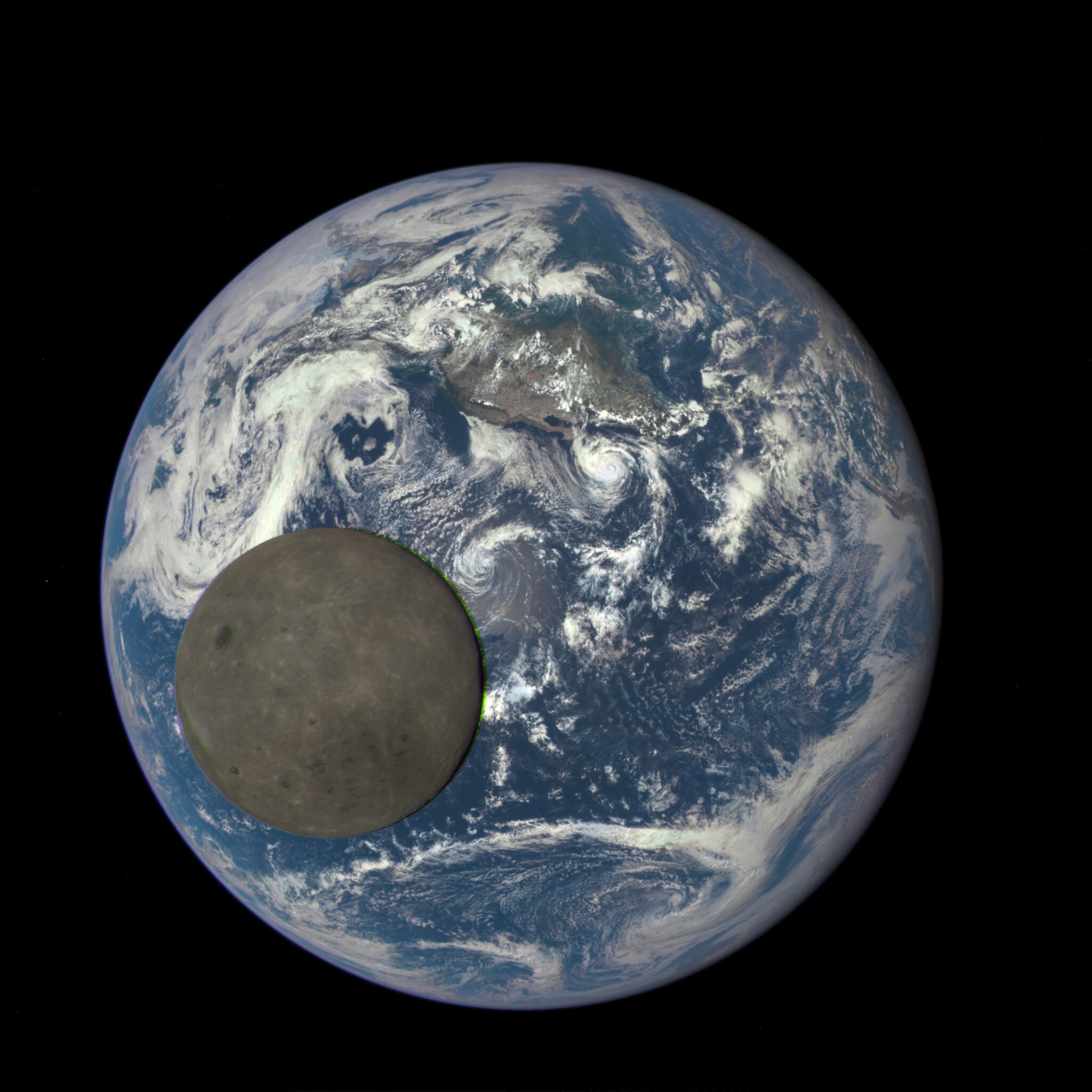 Scientists provide new explanation for the strange asymmetry of the moon