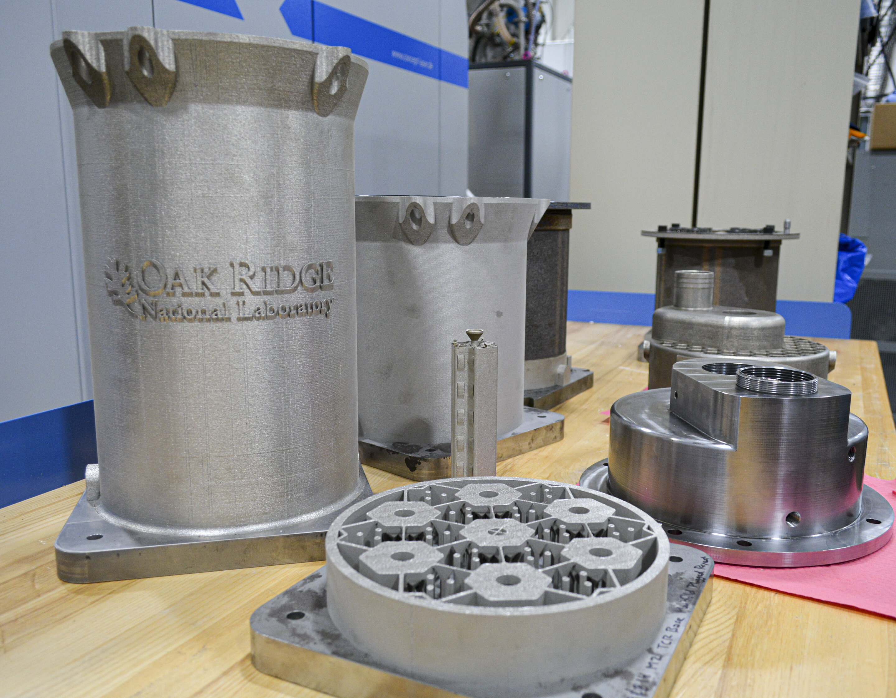 3-D-printed nuclear reactor promises faster, more economical path to nuclear energy
