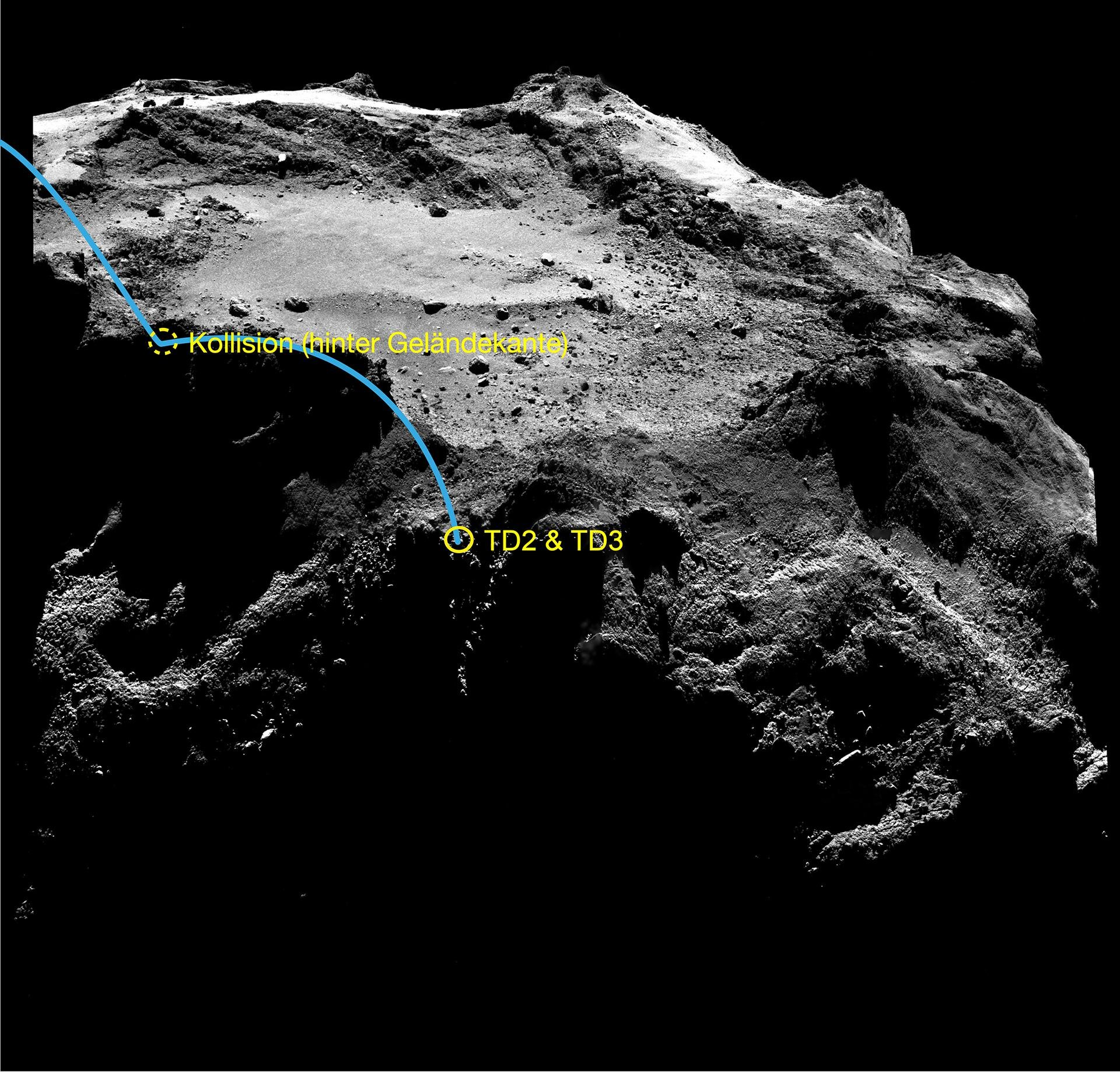 4.5-billion-year-old ice on comet 'fluffier than cappuccino froth'