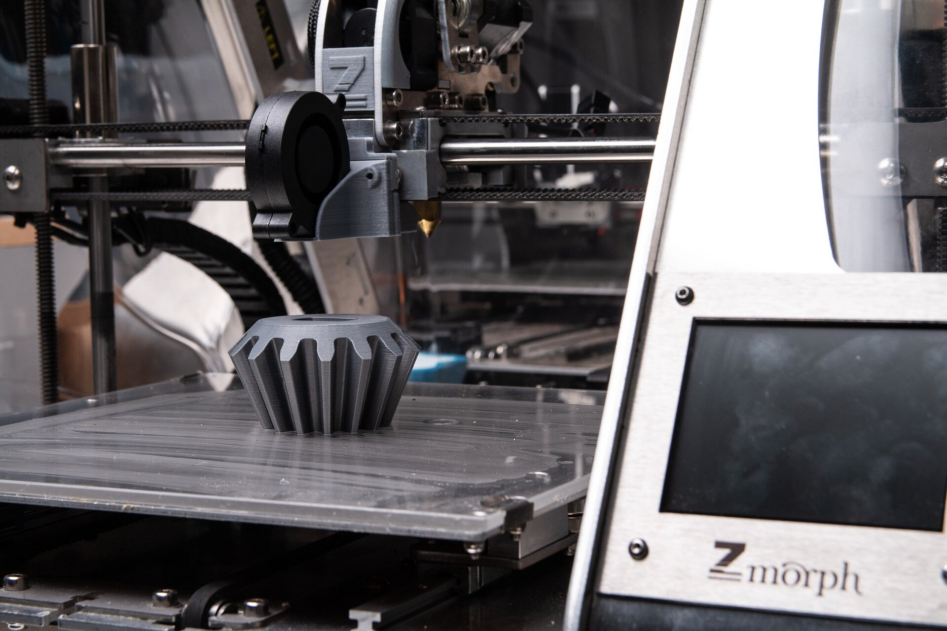 Large-scale 3D printing with multimaterials and recycled composites