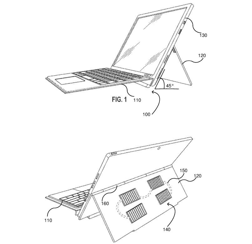 Patent talk: Mobile device with solar panels