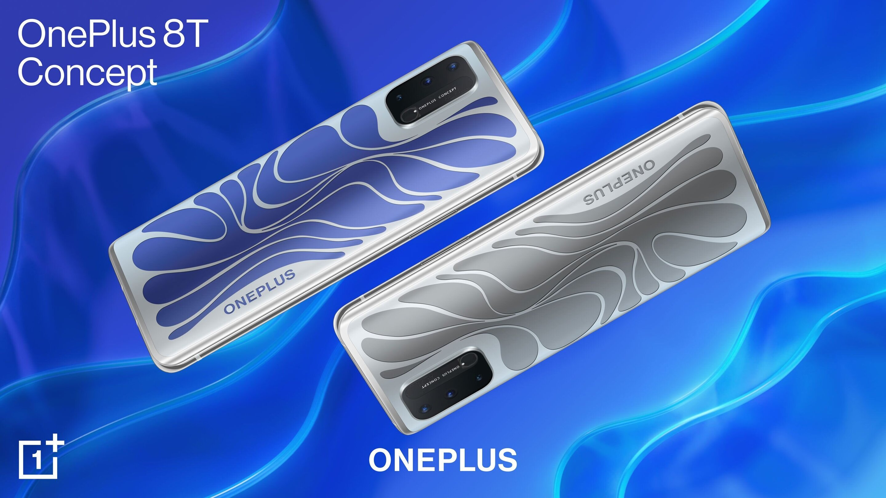 OnePlus 8T Concept phone has color-shifting, camera-camouflage features