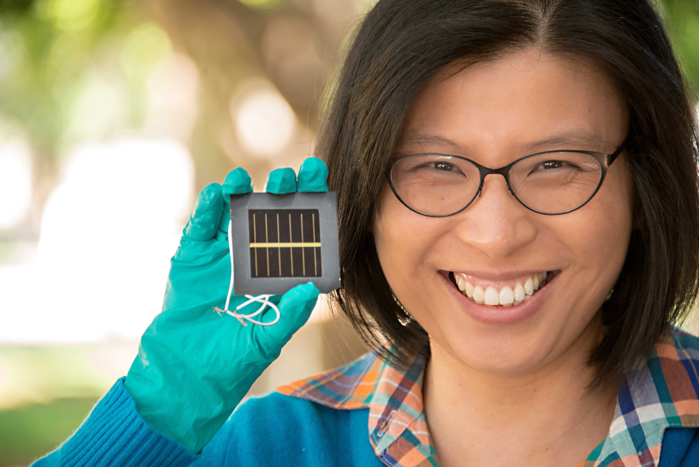 Next-generation perovskite solar cells pass strict international tests