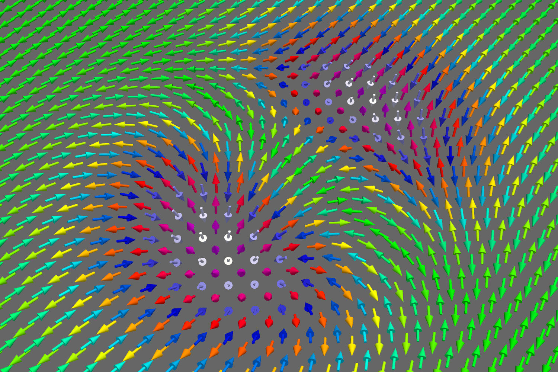 Antiferromagnetic bimeron shows chaotic behaviors