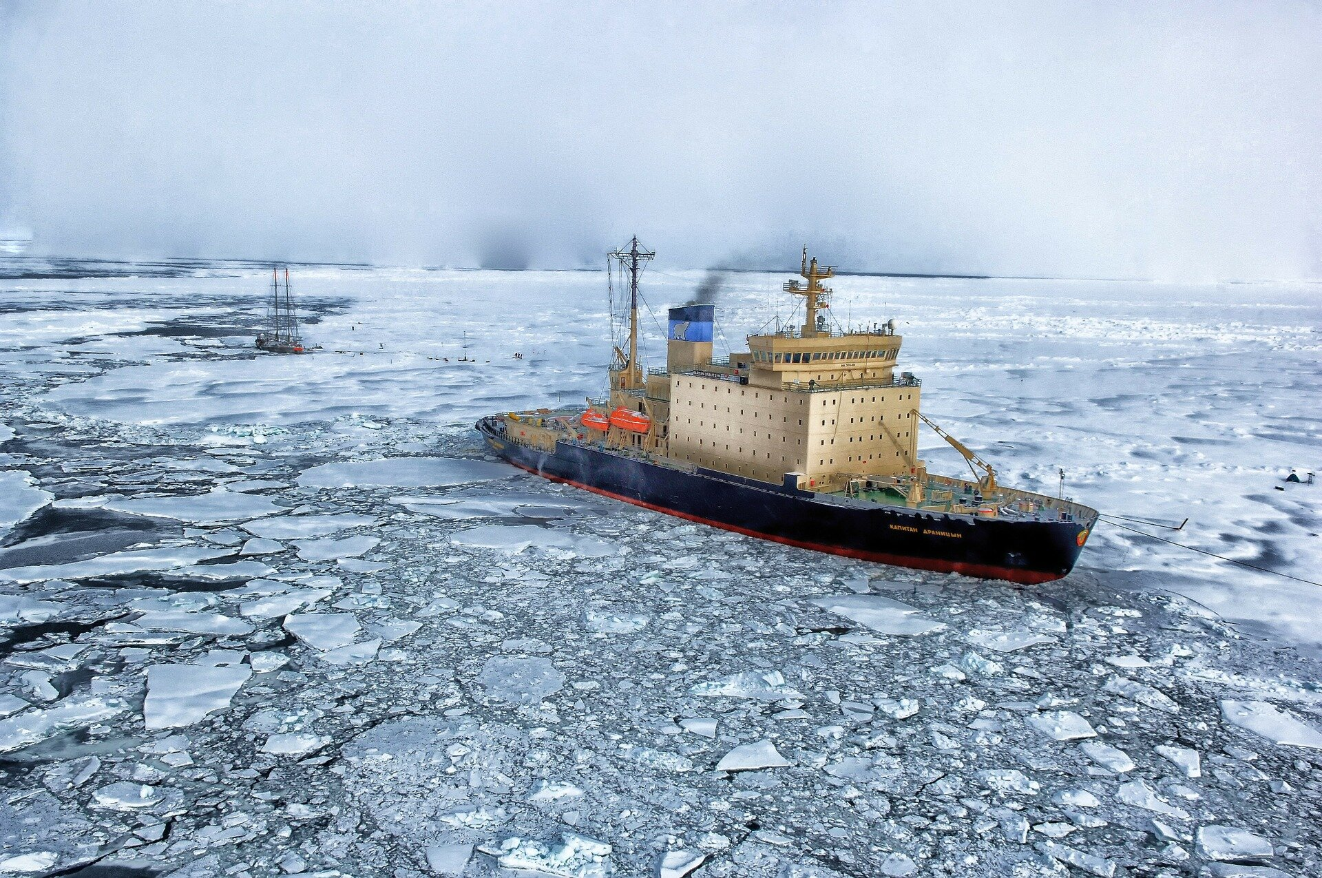 A 'regime shift' is happening in the Arctic Ocean, scientists say