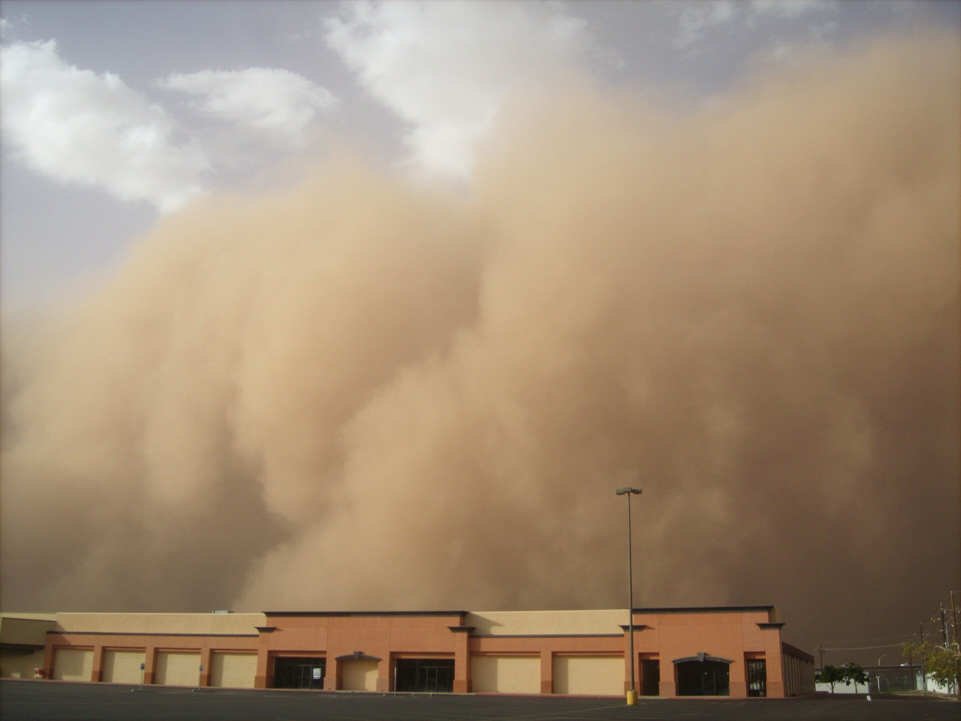 Is Arctic warming behind a monster Saharan dust storm?