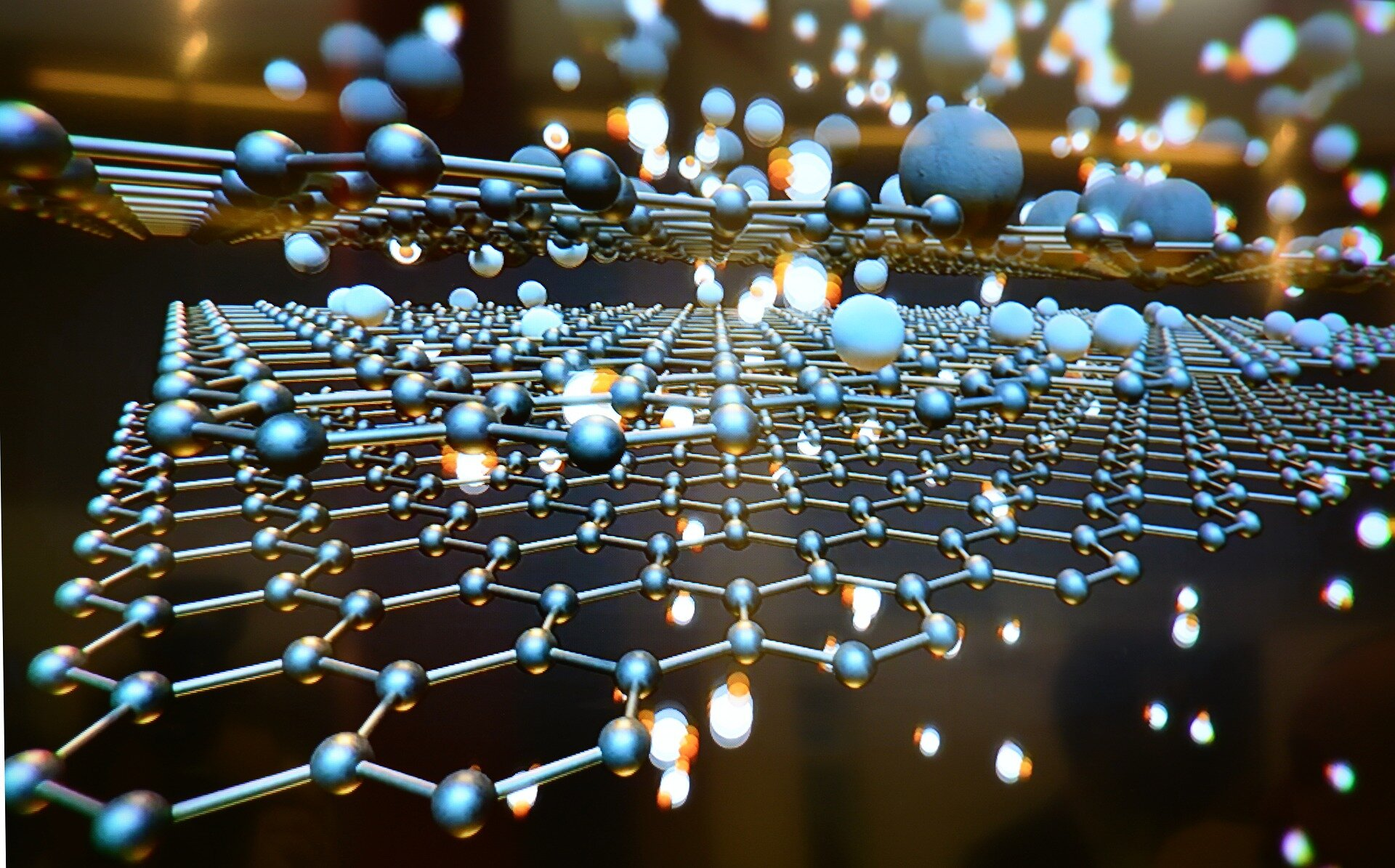 Graphene: The building block for sustainable cities