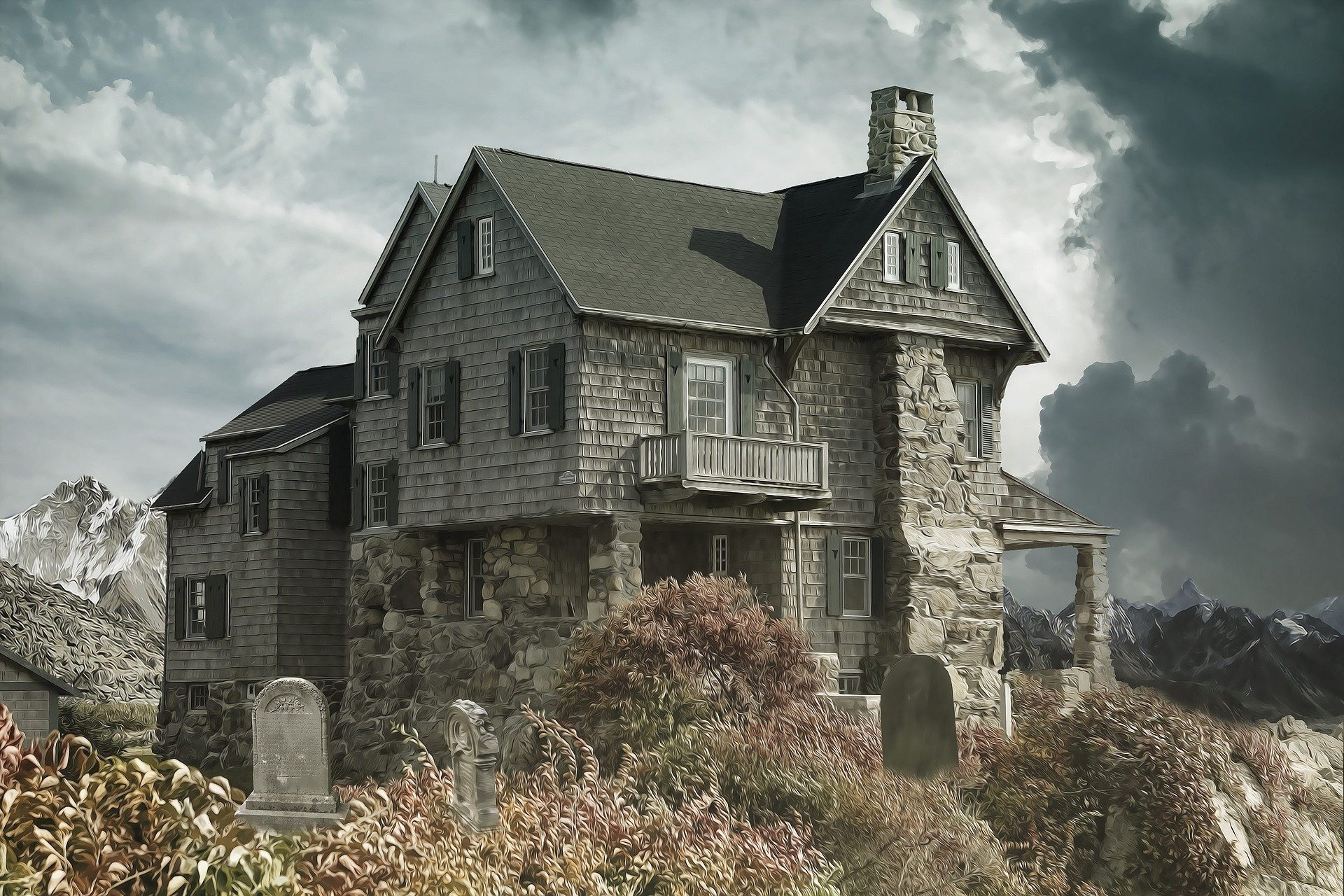 Photo of Haunted house researchers investigate the mystery of playing with fear