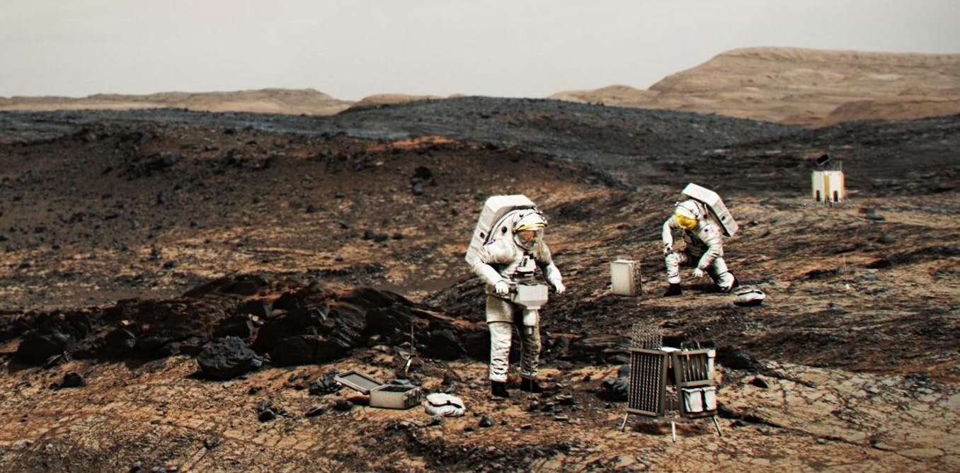 How to get people from Earth to Mars and safely back again