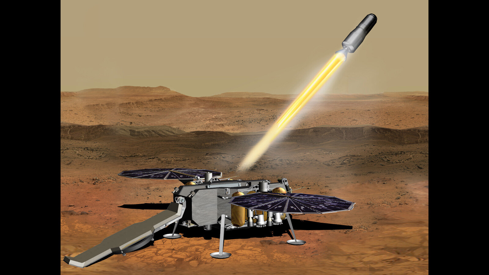 Independent review indicates NASA prepared for Mars sample return campaign