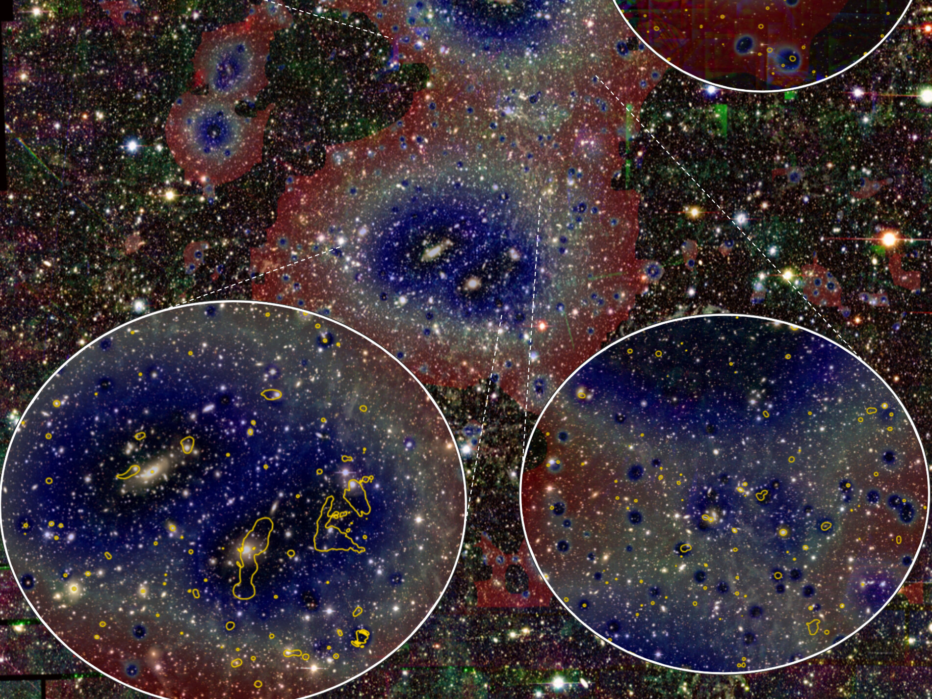 Longest intergalactic gas filament discovered