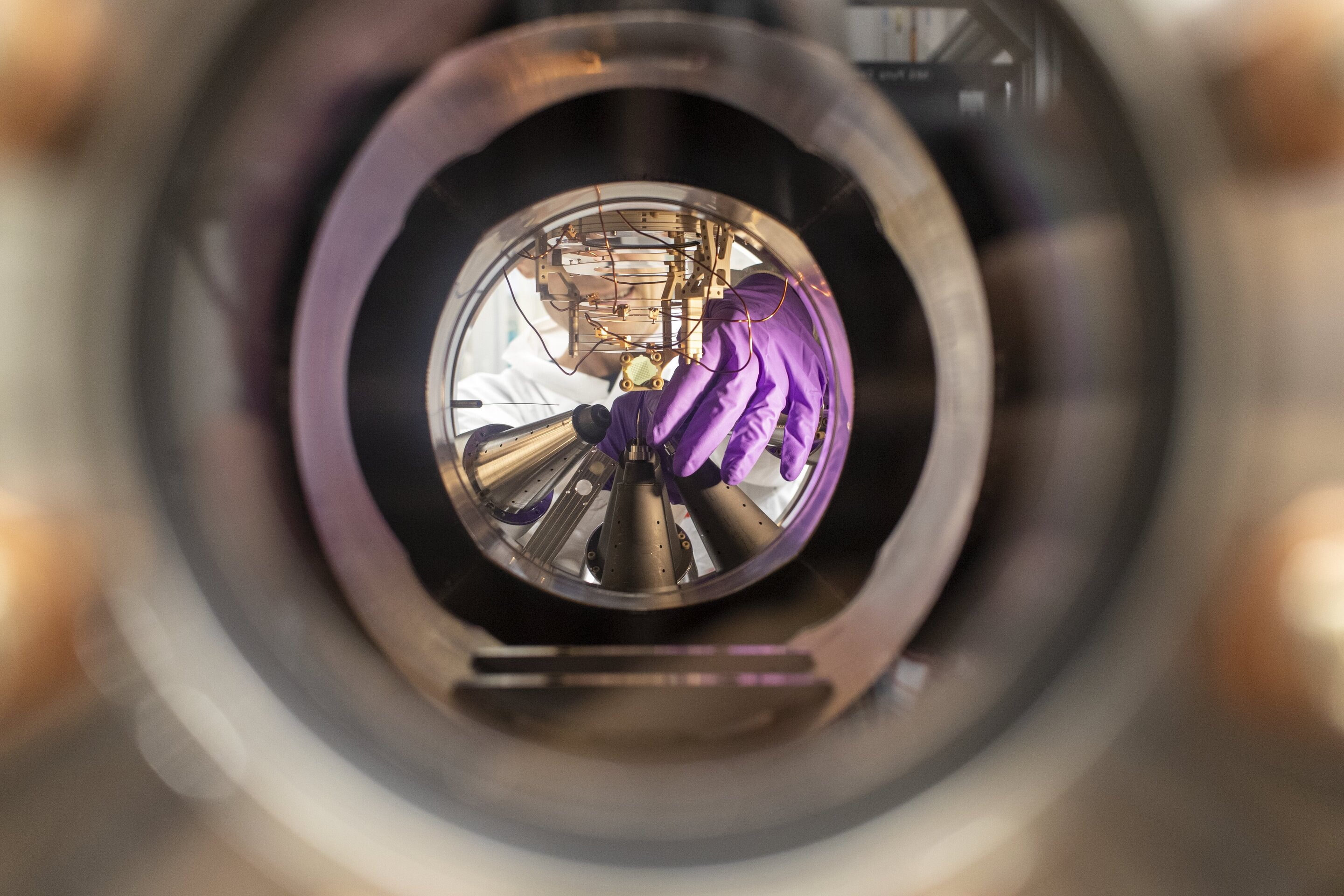 The new experiment provides a better understanding of the basic X-ray processes induced by photography