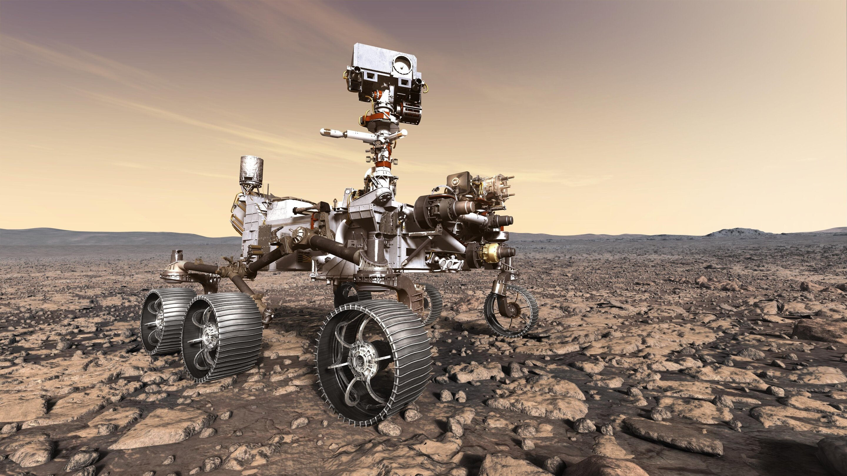 Mars is getting a new robotic meteorologist