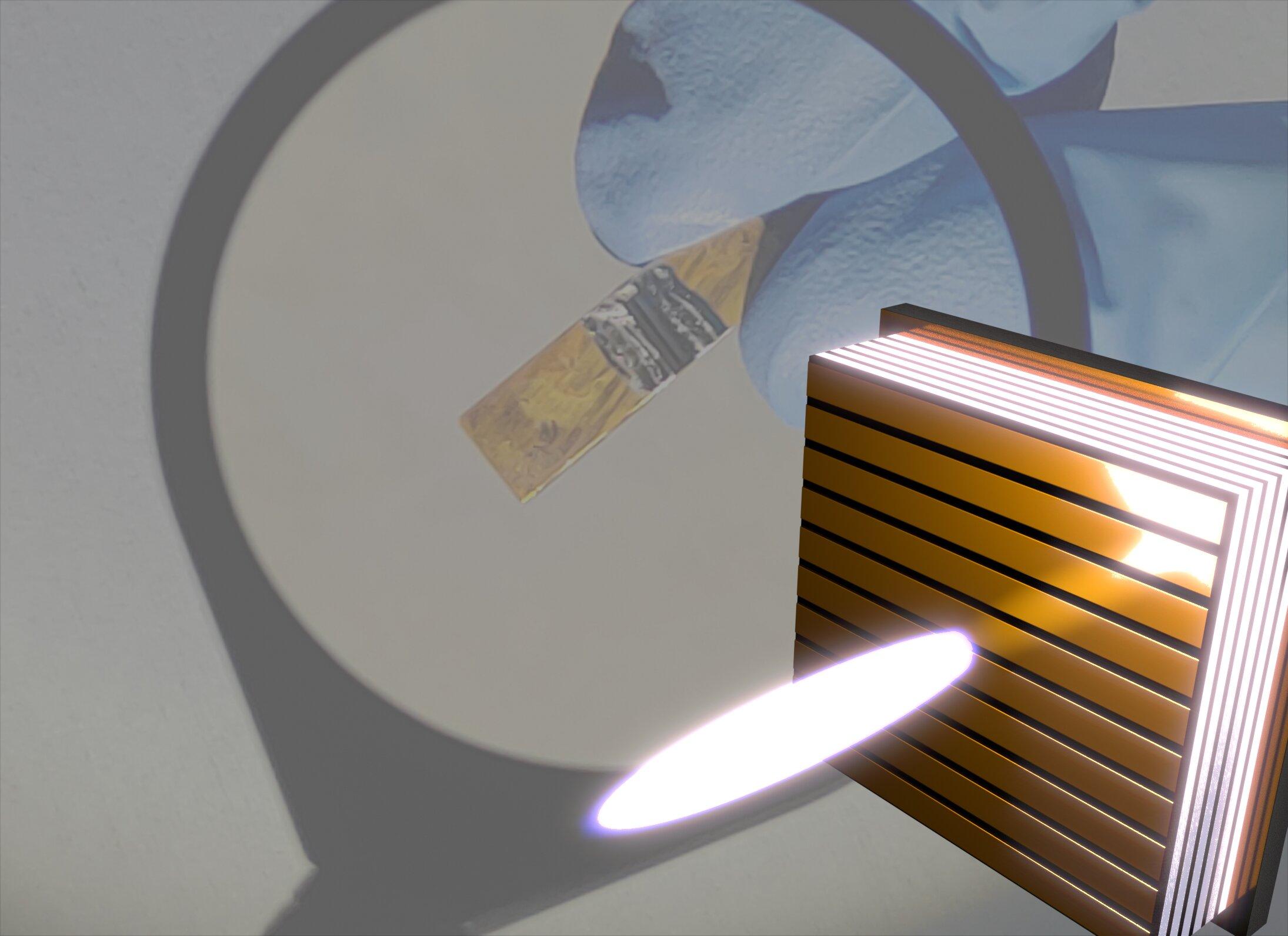 太赫兹光子学组件研究获重大突破有助造出廉价紧凑型量子级联激光器实现6G电信连接