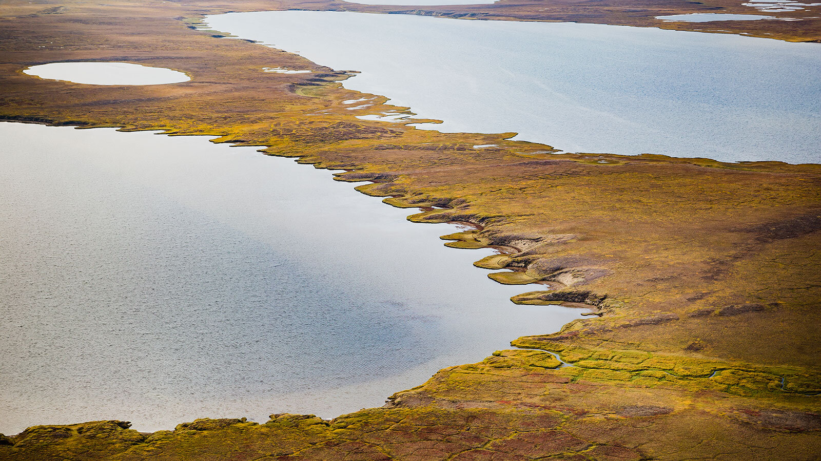 NASA flights detect millions of Arctic methane hotspots