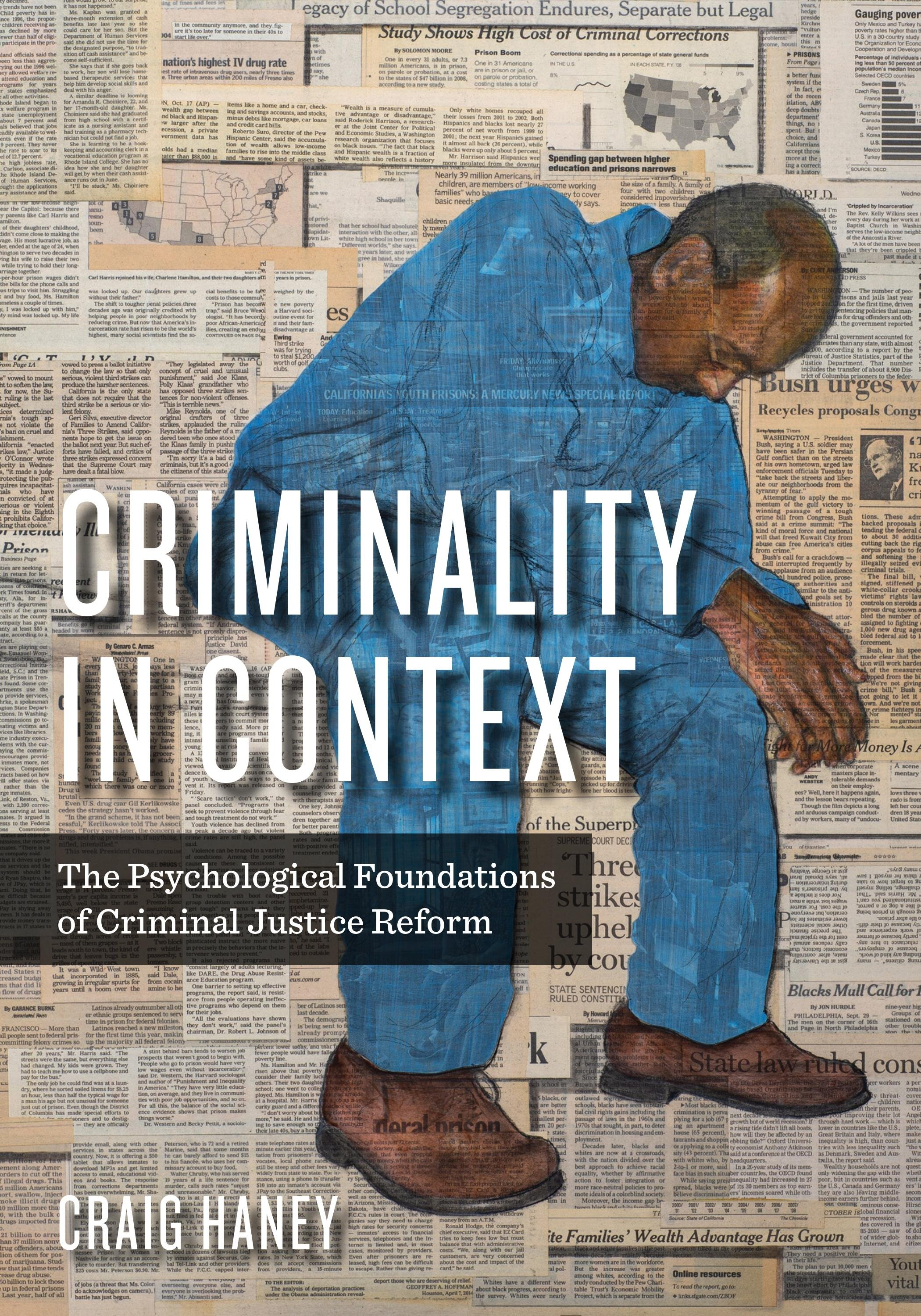 New book debunks myths about who causes crime and why thumbnail