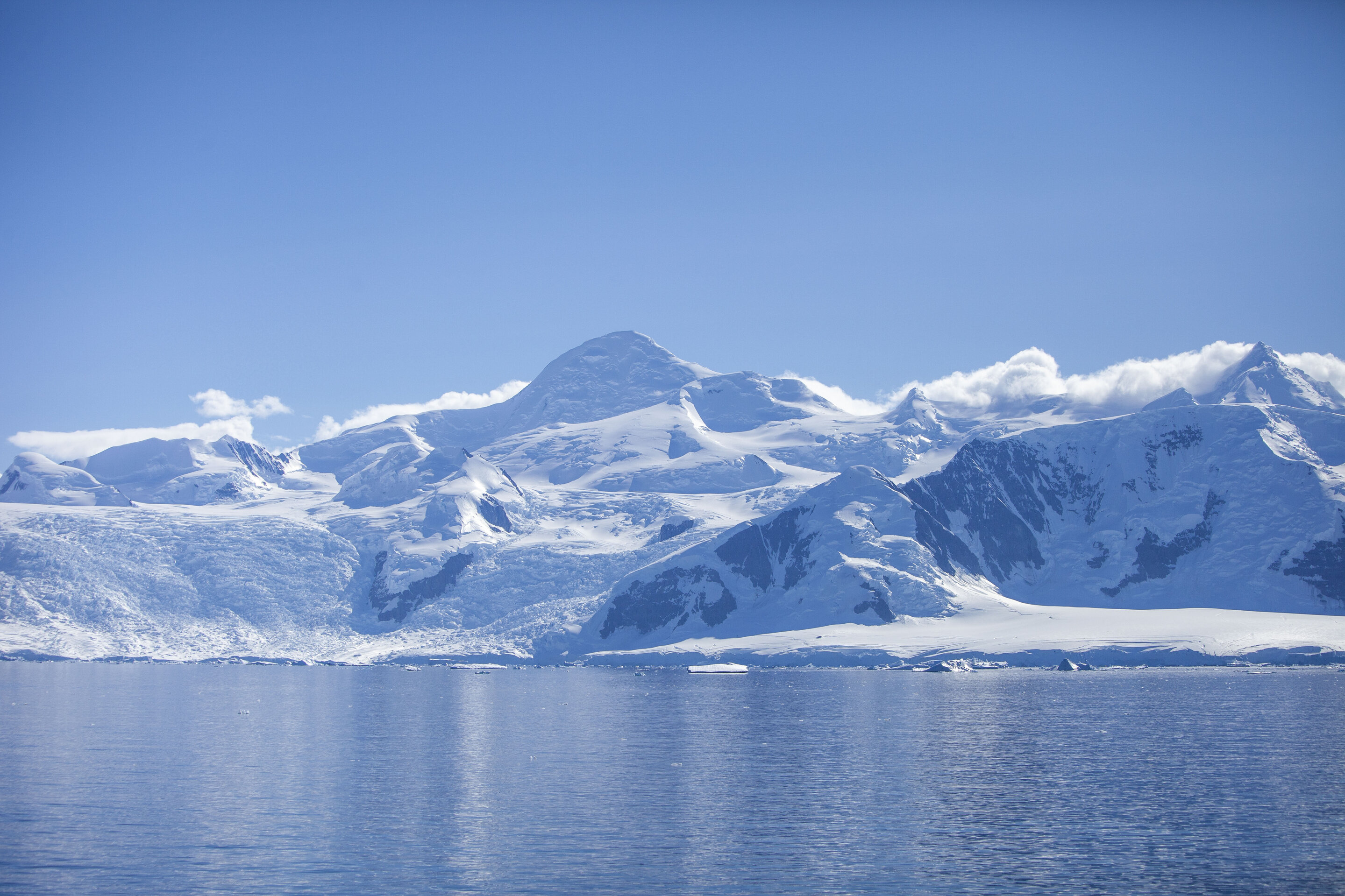 Antarctic ice loss expected to affect future climate change