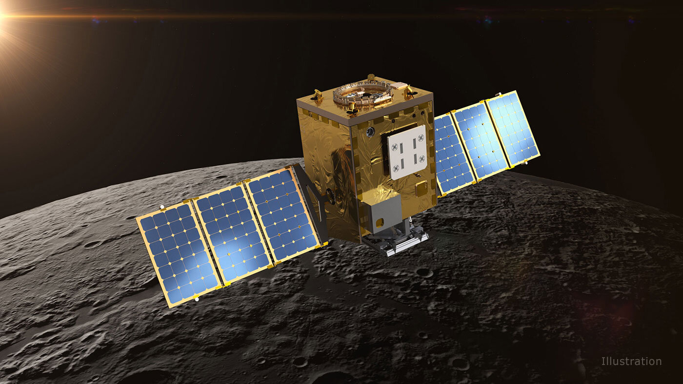 New SIMPLEx mission small satellite to blaze trails studying lunar surface