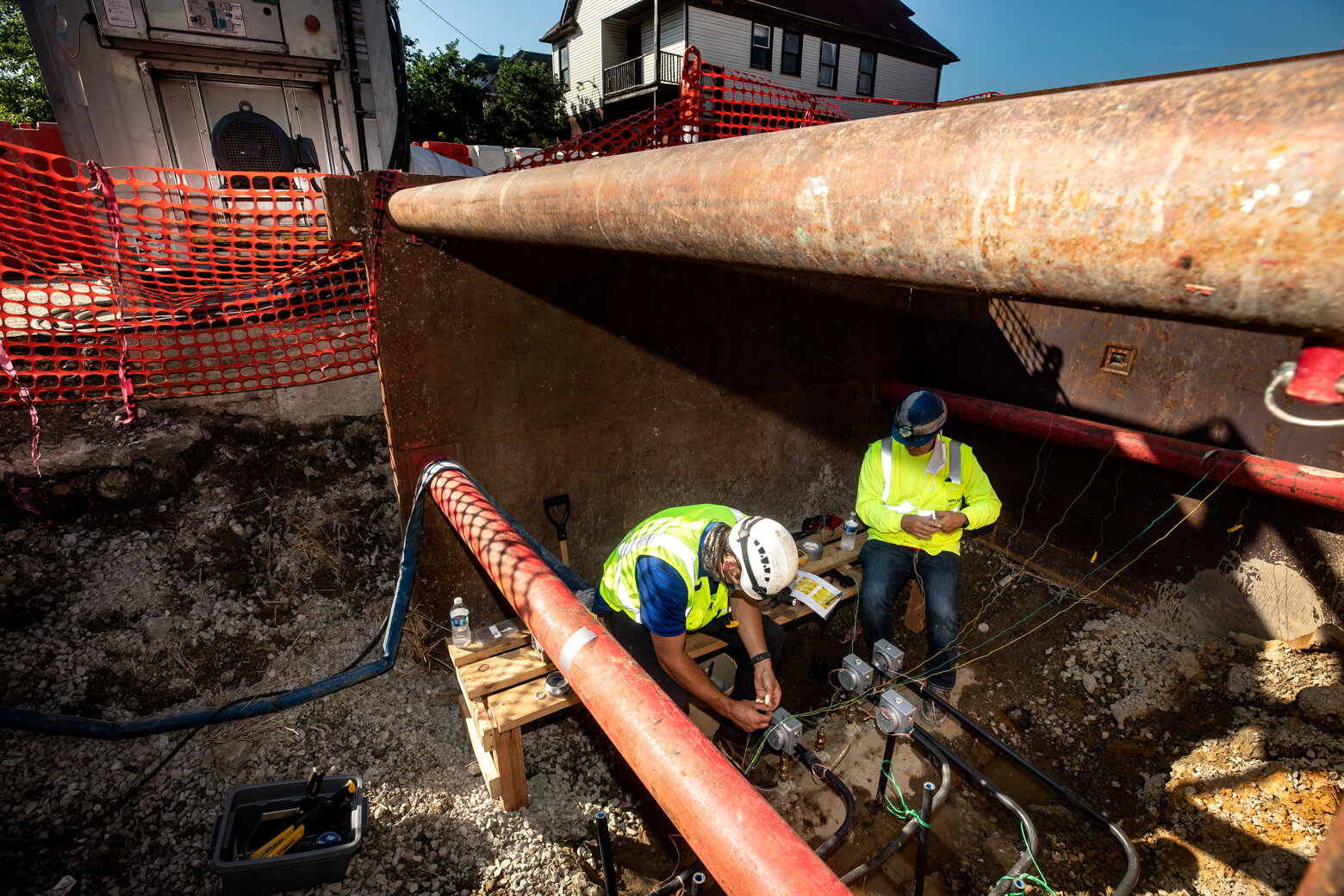 Sensor technology aims to help US cities extend the life of aging pipelines