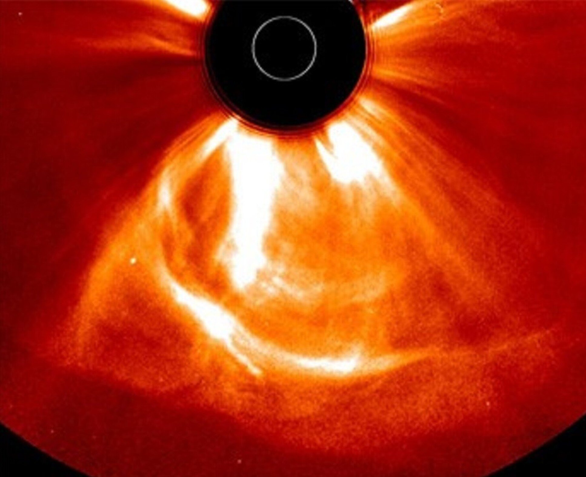 Solar storms could be more extreme if they 'slipstream' behind each other