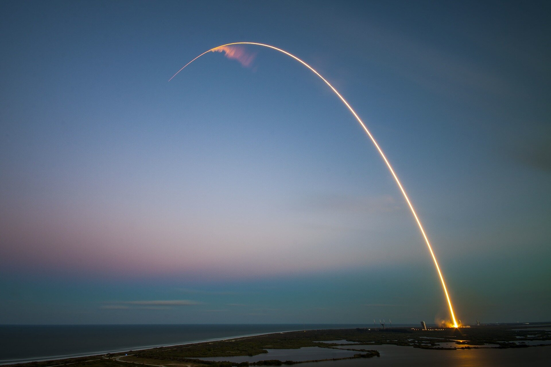 SpaceX starts rolling out Starlink internet, hoping it'll fund Mars flights