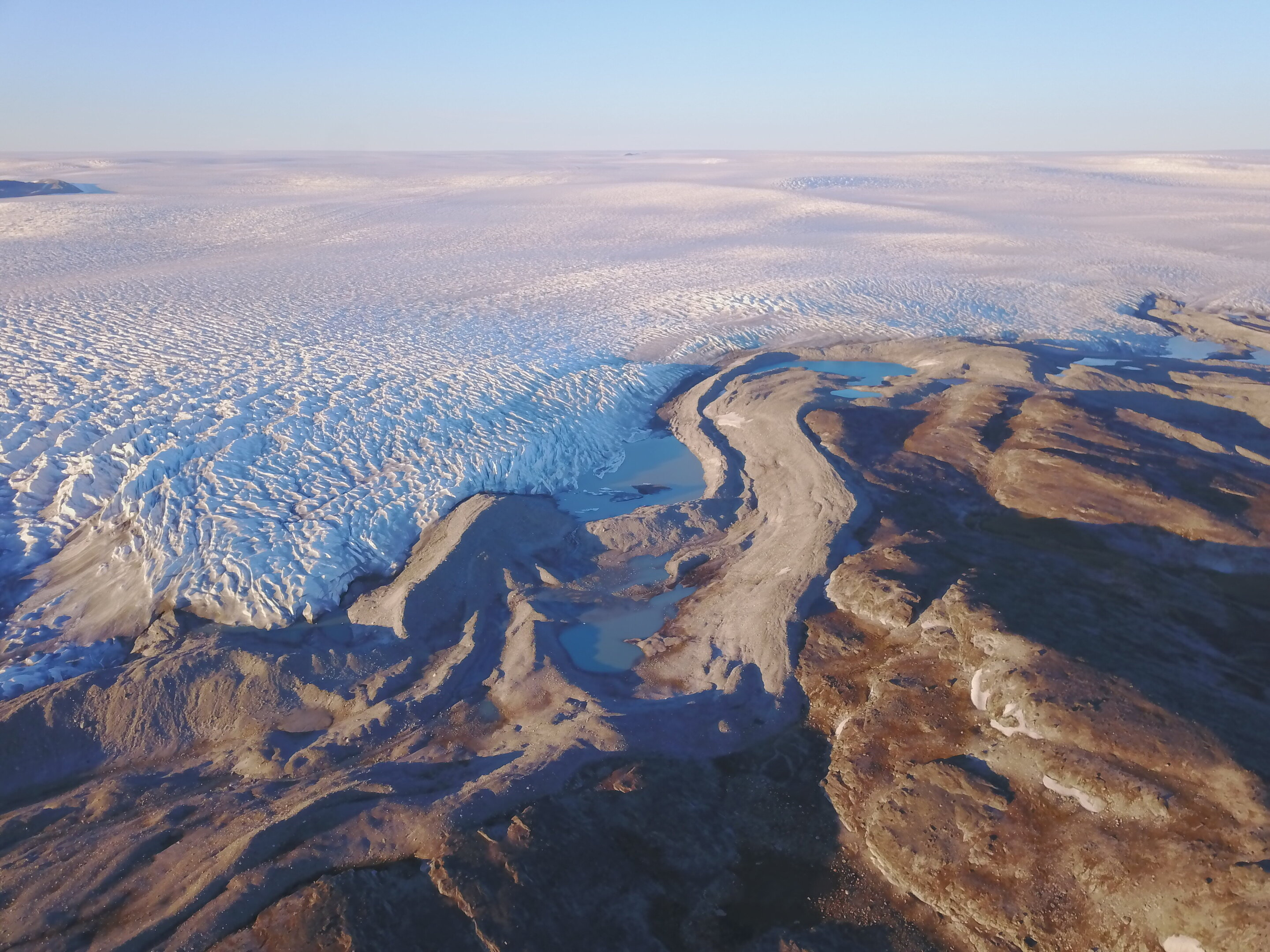 phys.org - Science X staff - Greenland is on track to lose ice faster than in any century over 12,000 years: study