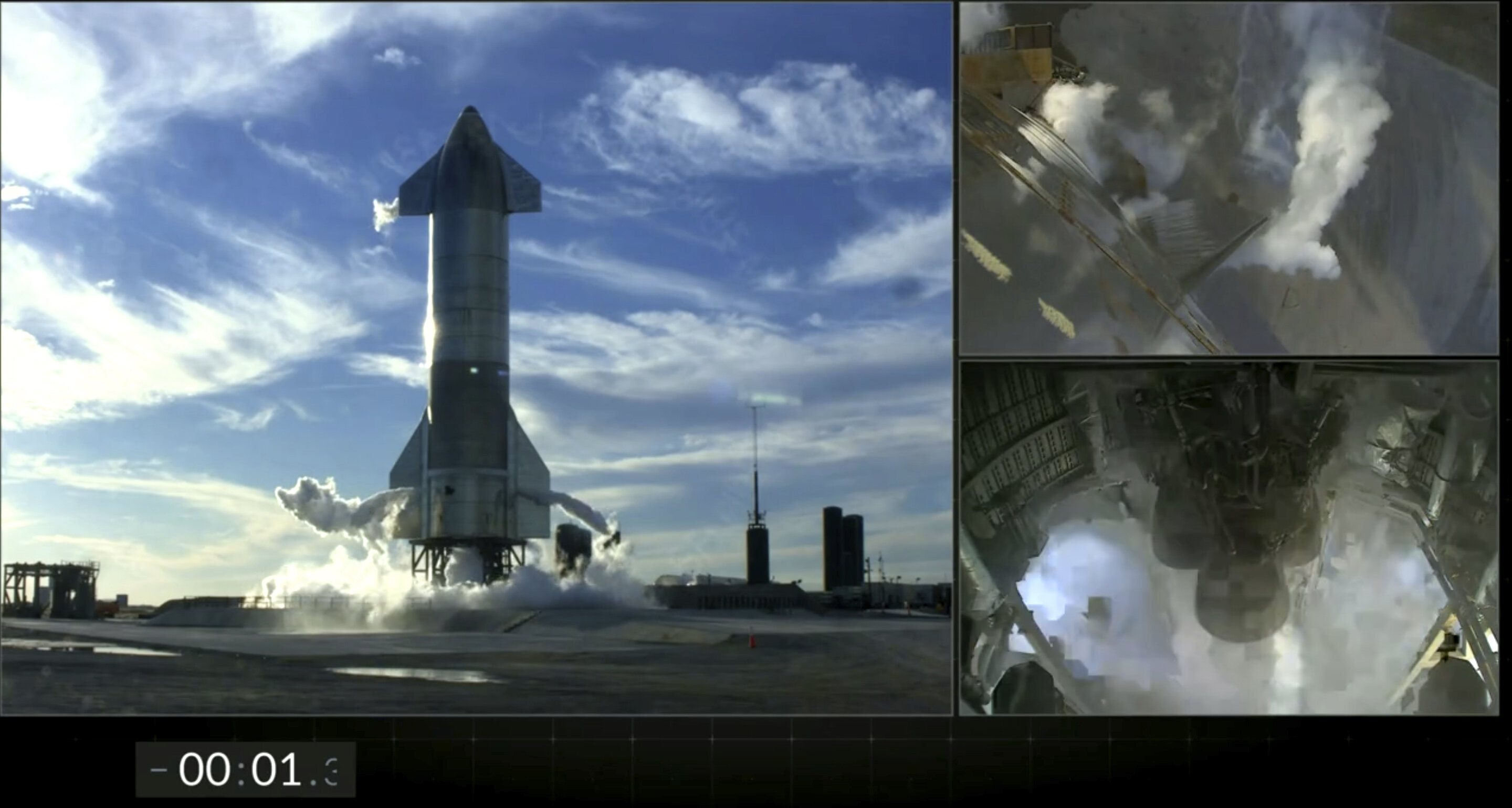 Test flight of SpaceX's Starship aborted at last second