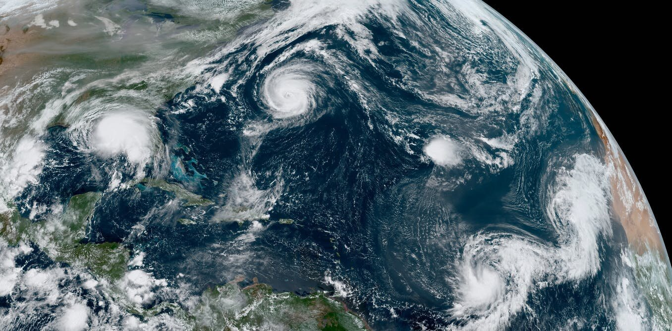 The 2020 Atlantic hurricane season was a record-smasher – and it's raising more concerns about climate change