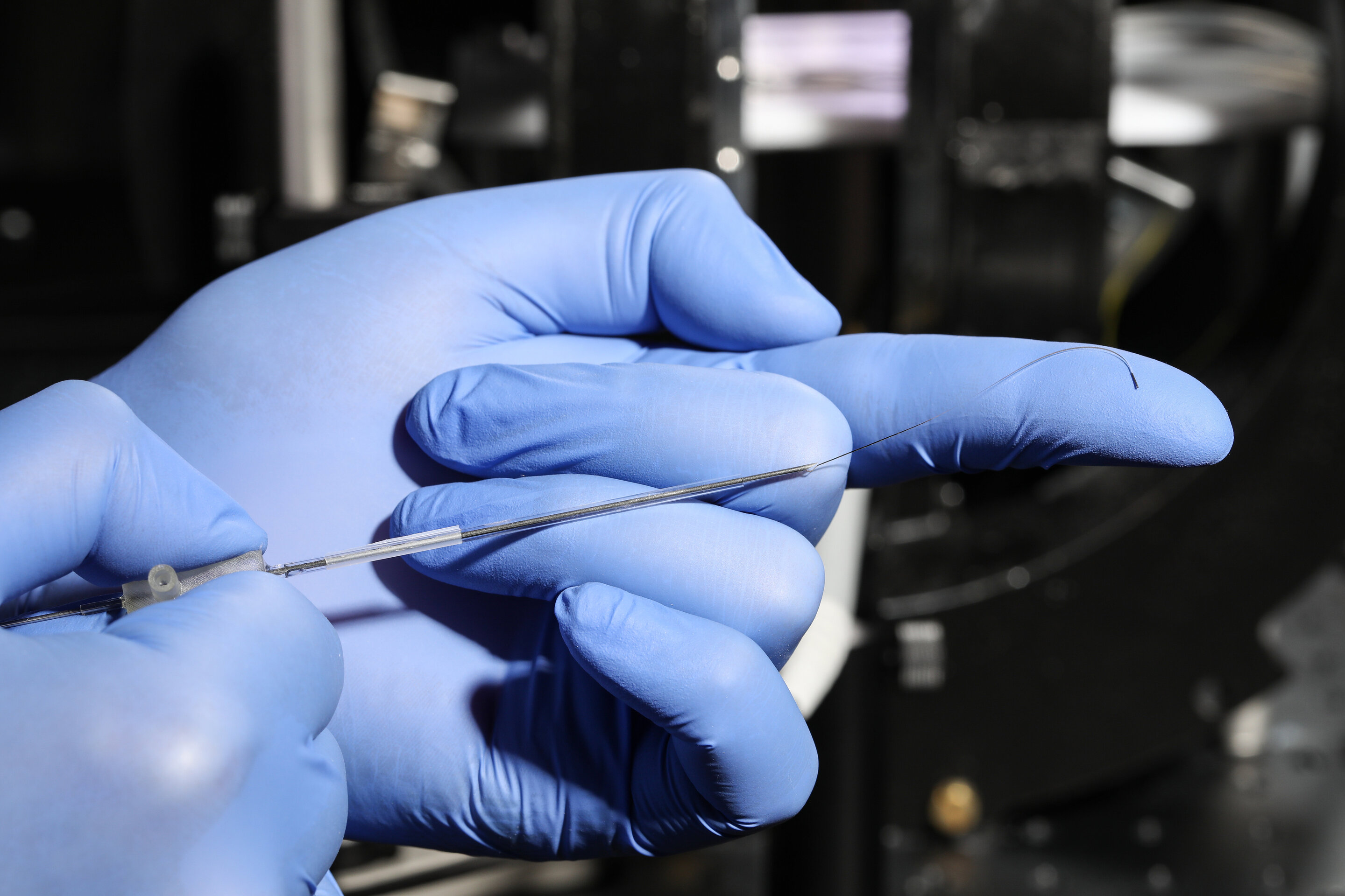 The first endovascular technology that can explore capillaries