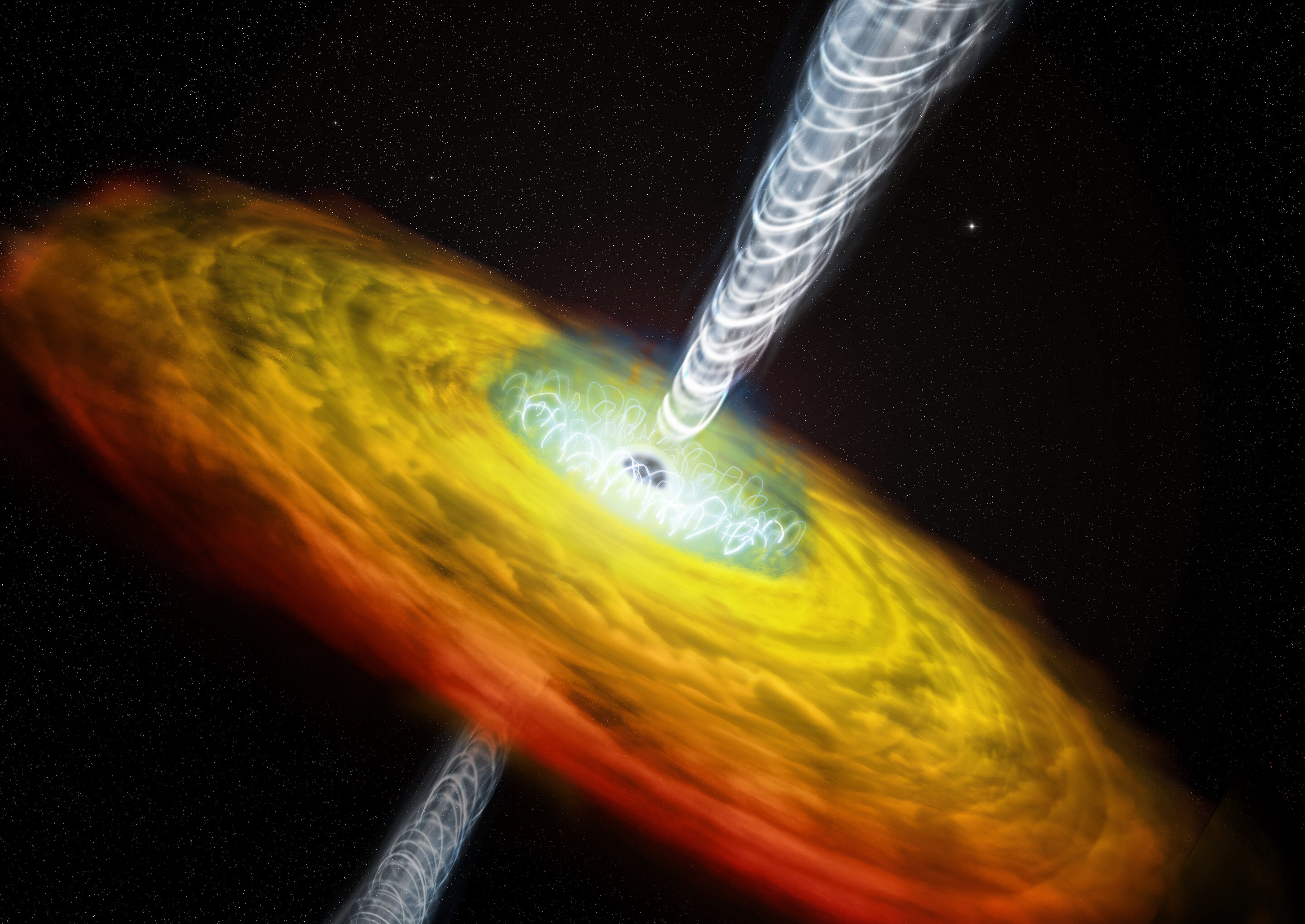 The recipe for powerful quasar jets