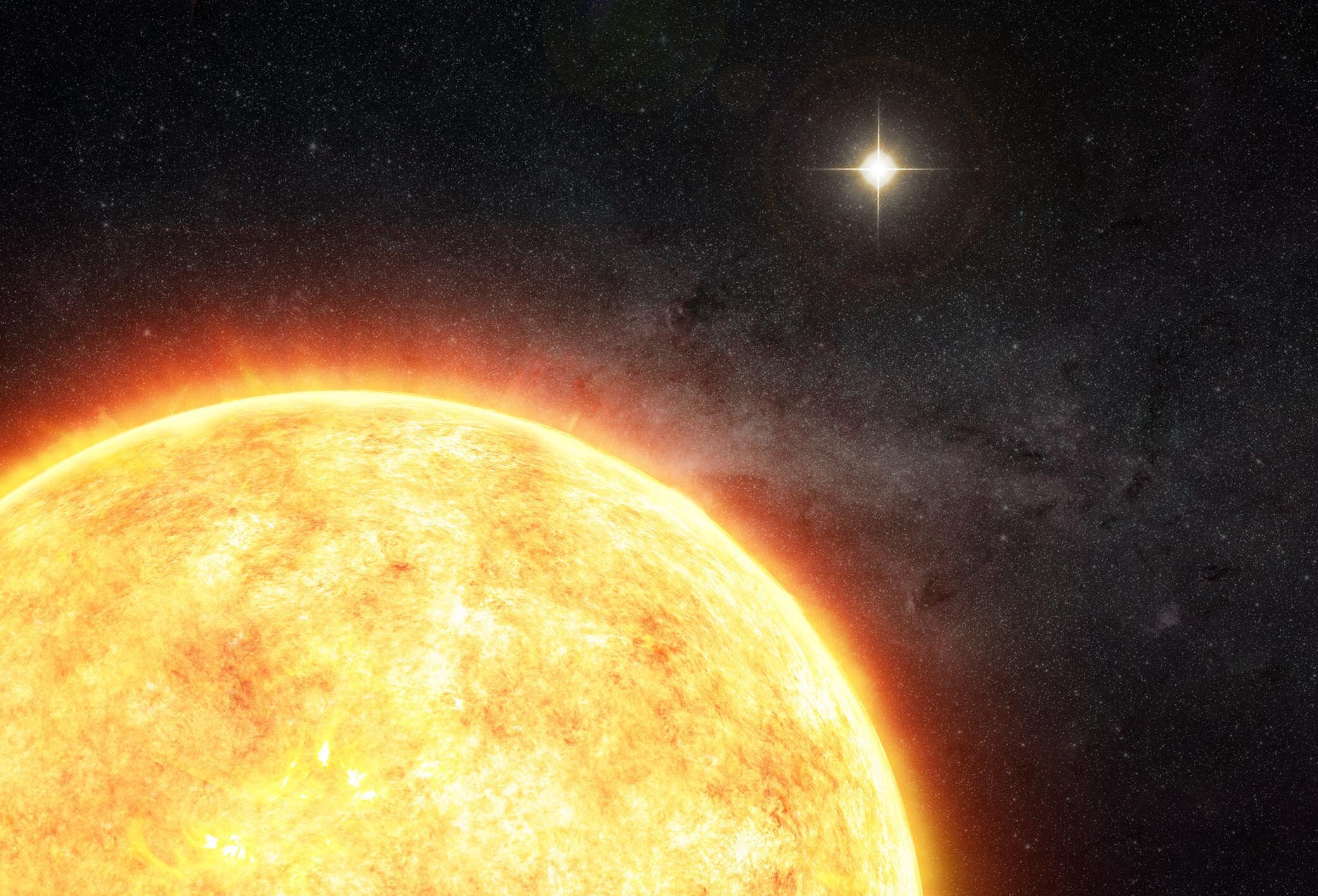 The sun may have started its life with a binary companion