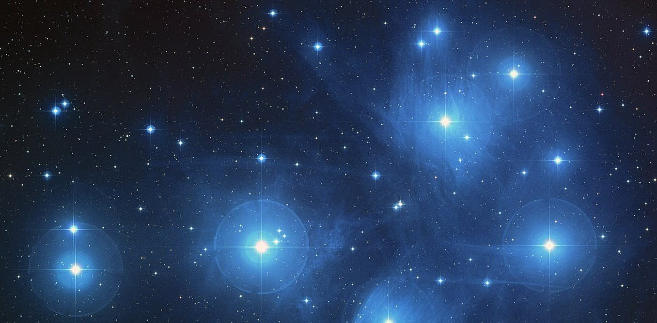 The world's oldest story? Astronomers say global myths about 'seven sisters' stars may reach back 100,000 years