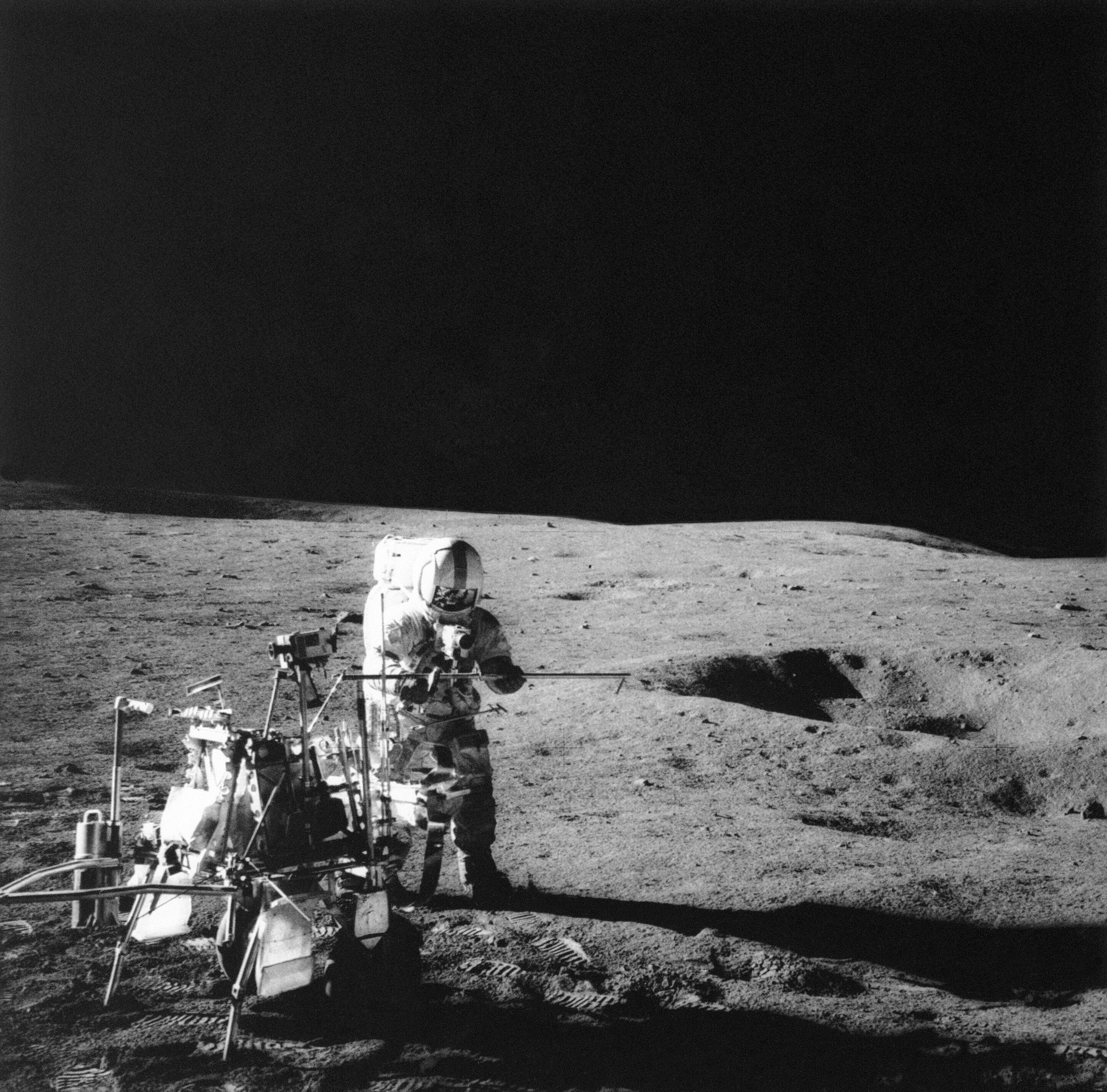 Shepard put golf on moon 50 years ago