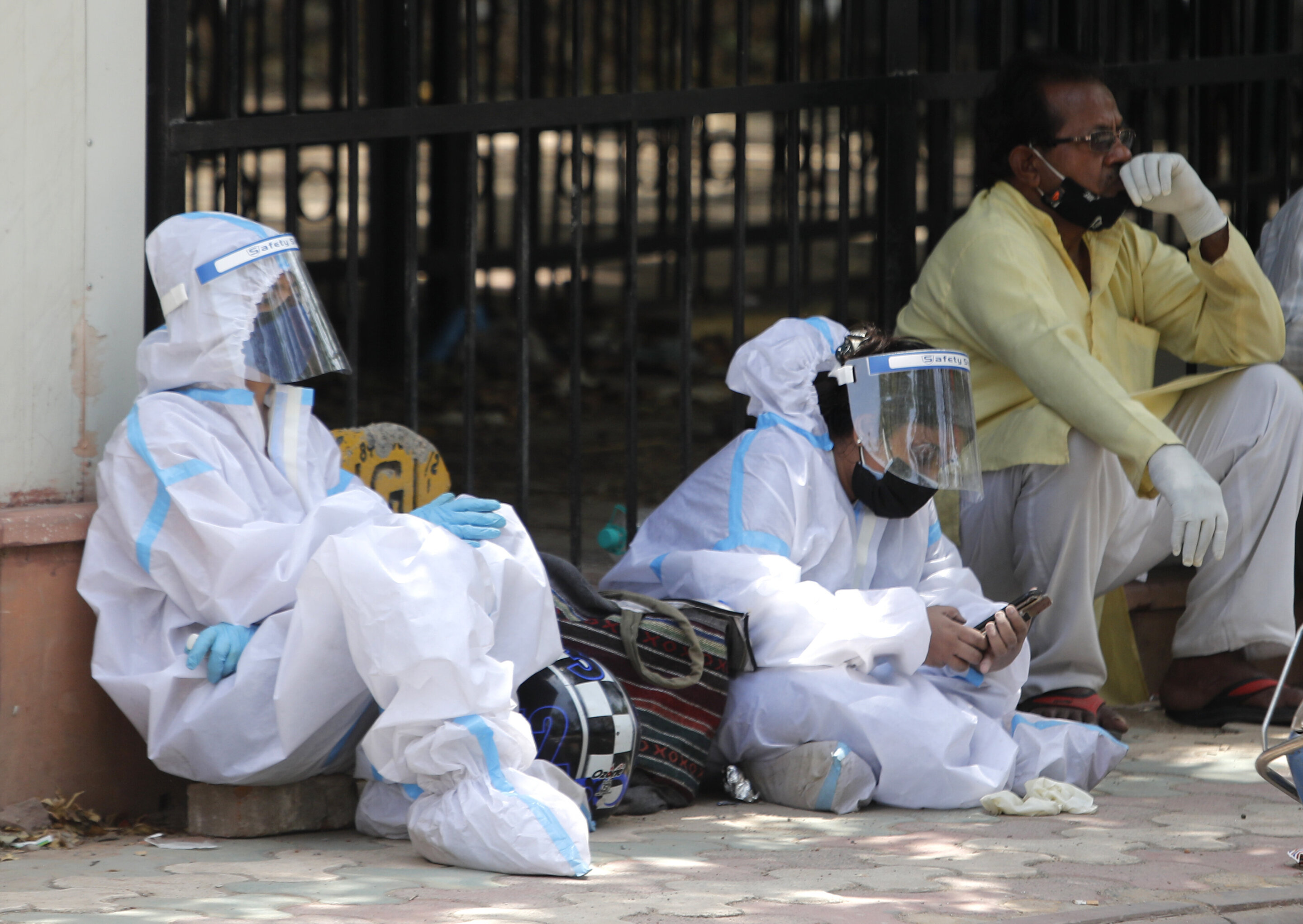 Why India is breaking world records of contagion