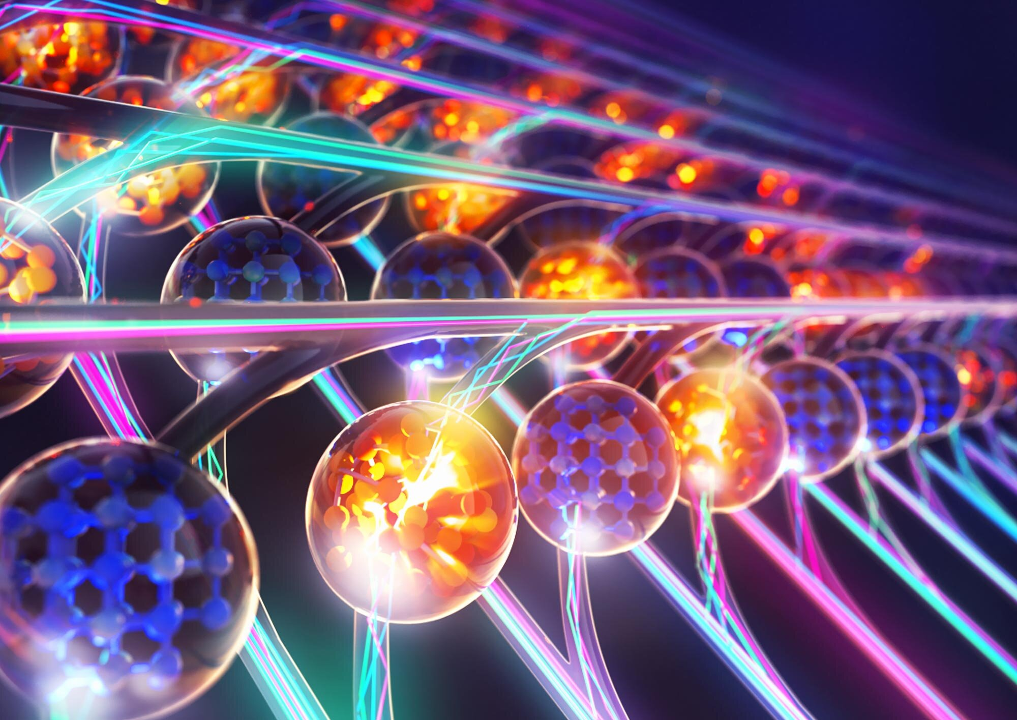 Machine learning at the speed of light: New paper demonstrates use of photonic structures for AI