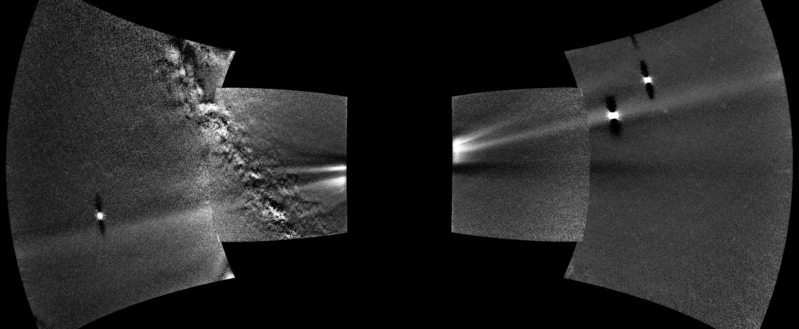 Parker Solar Probe sees Venus orbital dust ring in first complete view