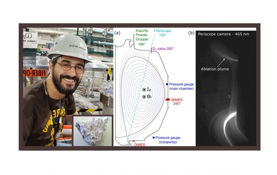 Research confirms ingredient in household cleaner could improve fusion reactions