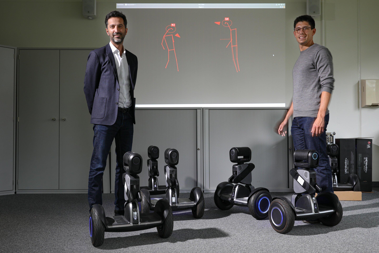 3D detectors measure social distancing to help fight COVID-19