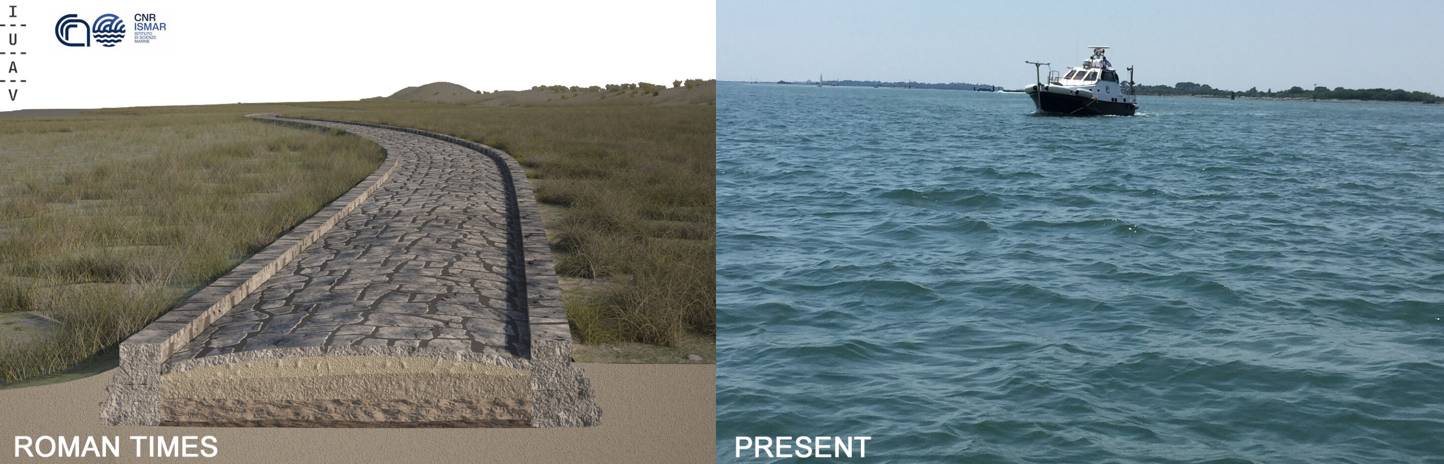 Roman road discovered in the Venice lagoon – Samachar Central