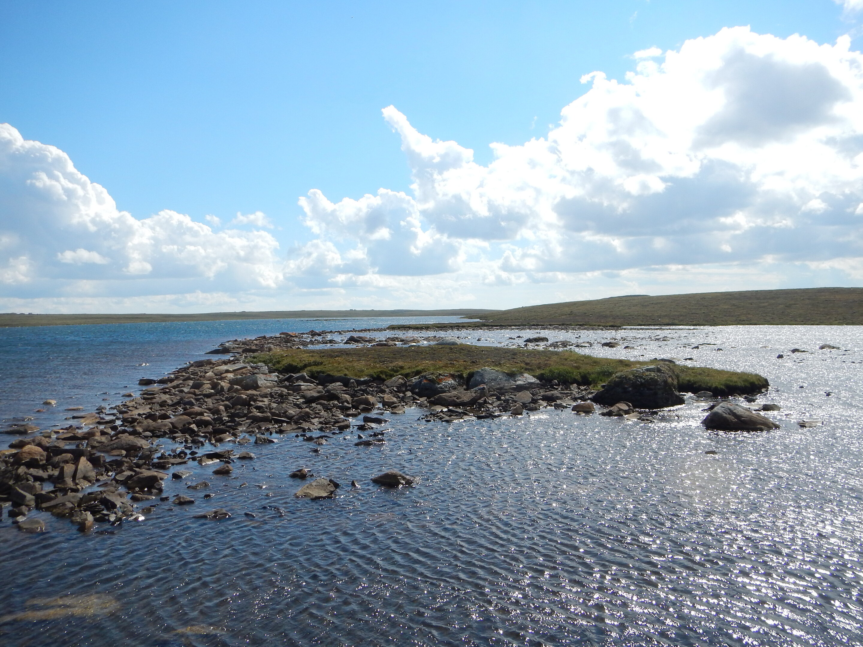 Arctic stew: Understanding how high-latitude lakes respond to and affect climate change