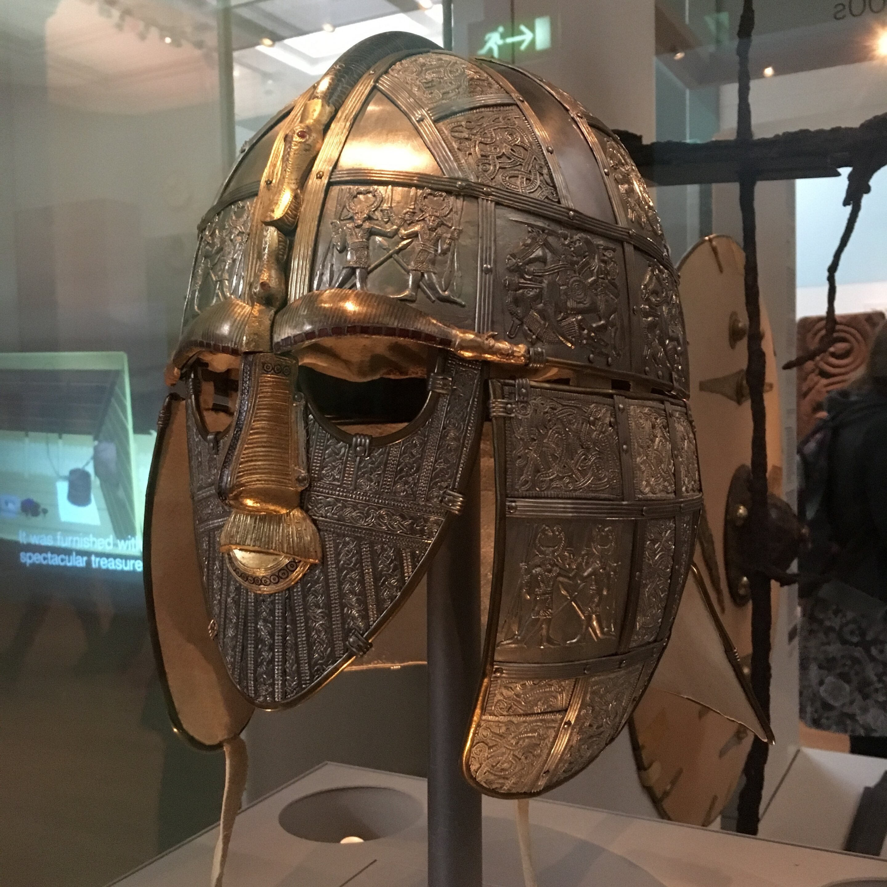 Being Anglo-Saxon was a matter of language and culture, not genetics