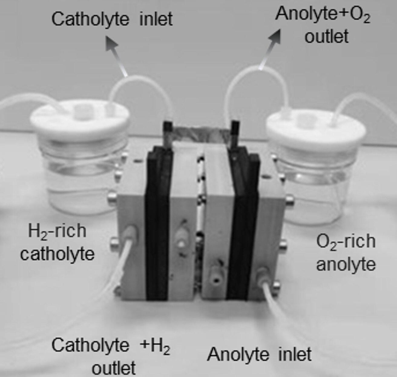 Химики из Амстердамского университета создают новый электролизер для производства водорода