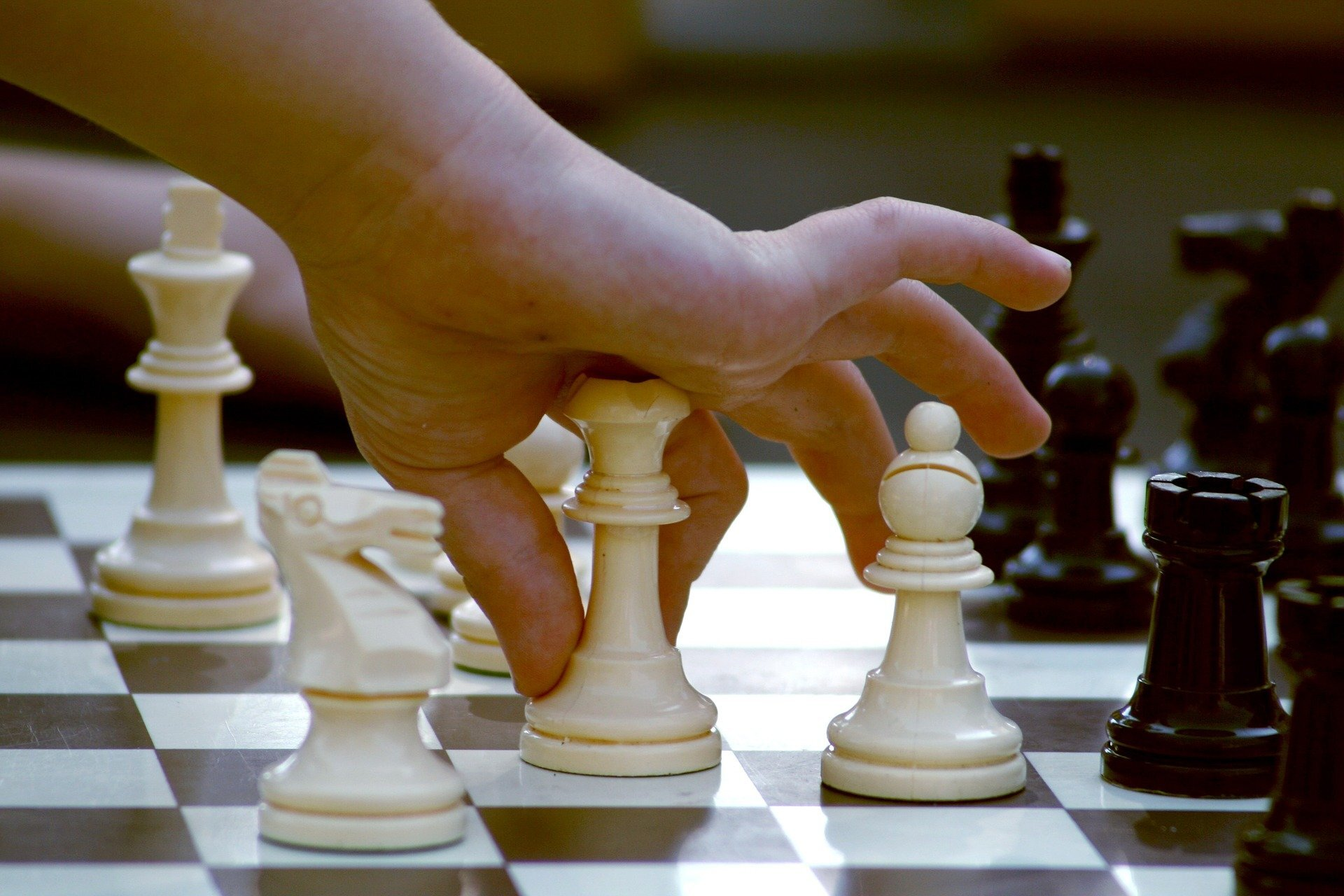 Teaching children to play chess found to decrease risk aversion