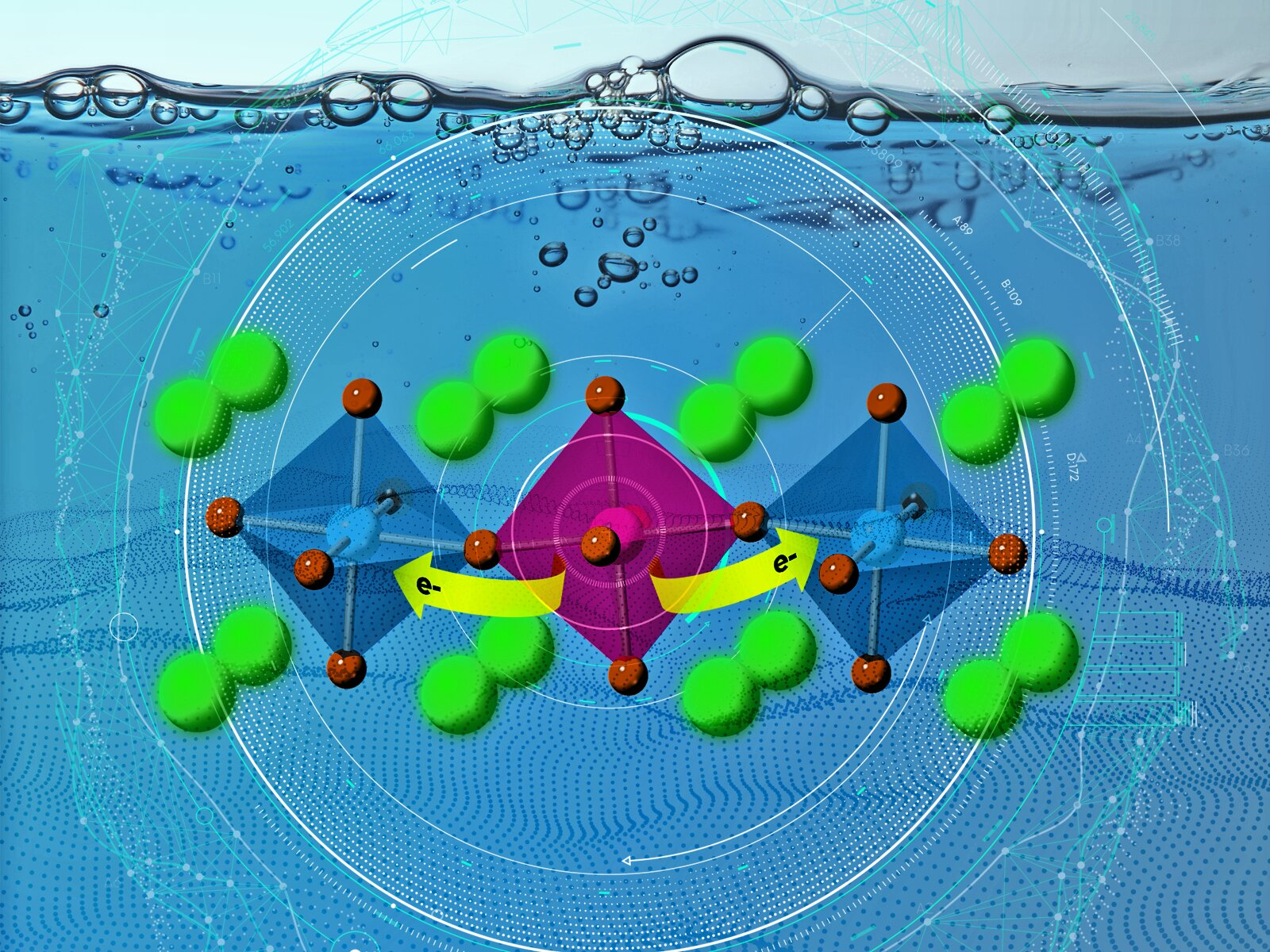 Controlling thin films with atomic 'spray painting'