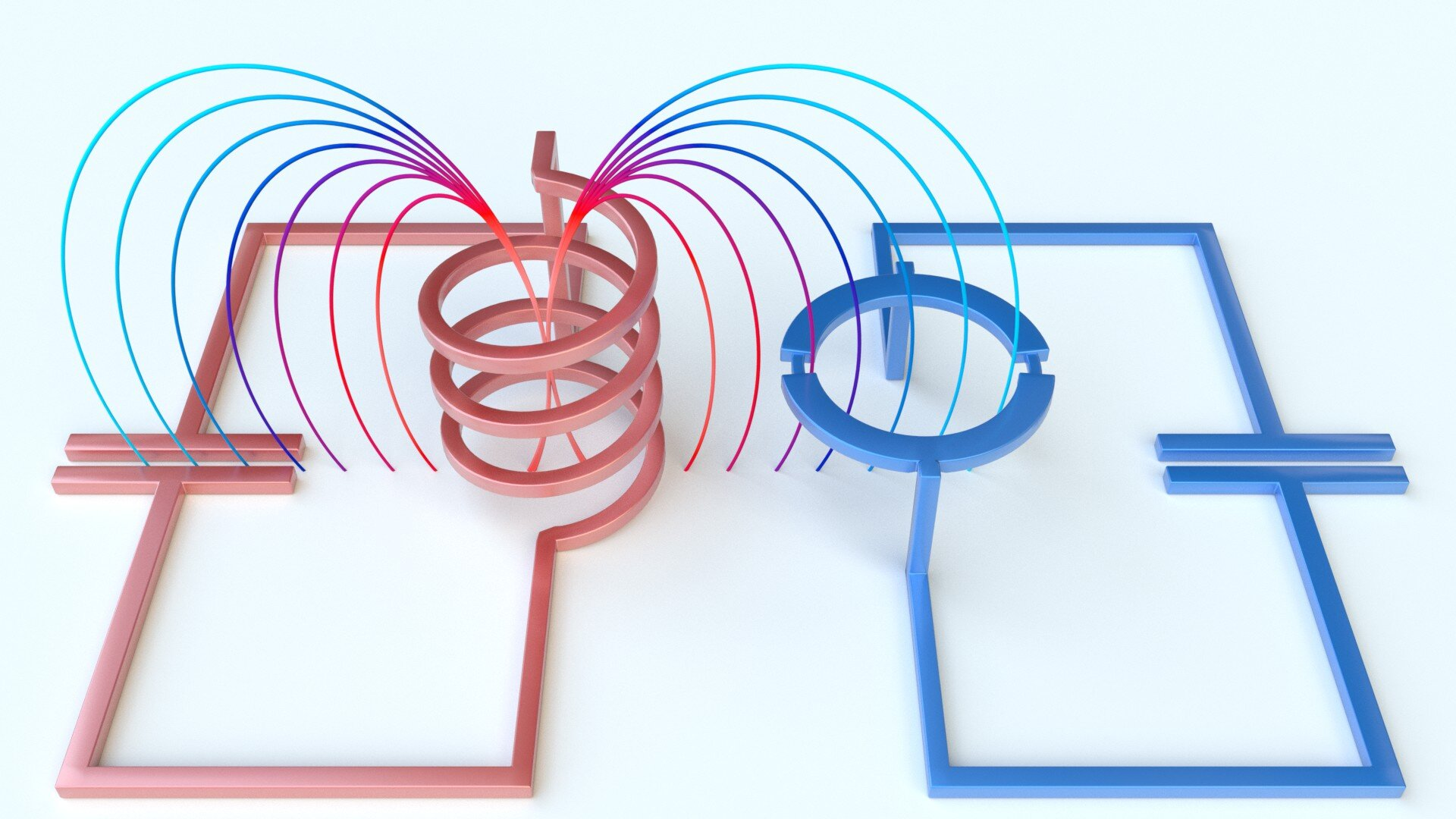 Cooling radio waves to their quantum ground state