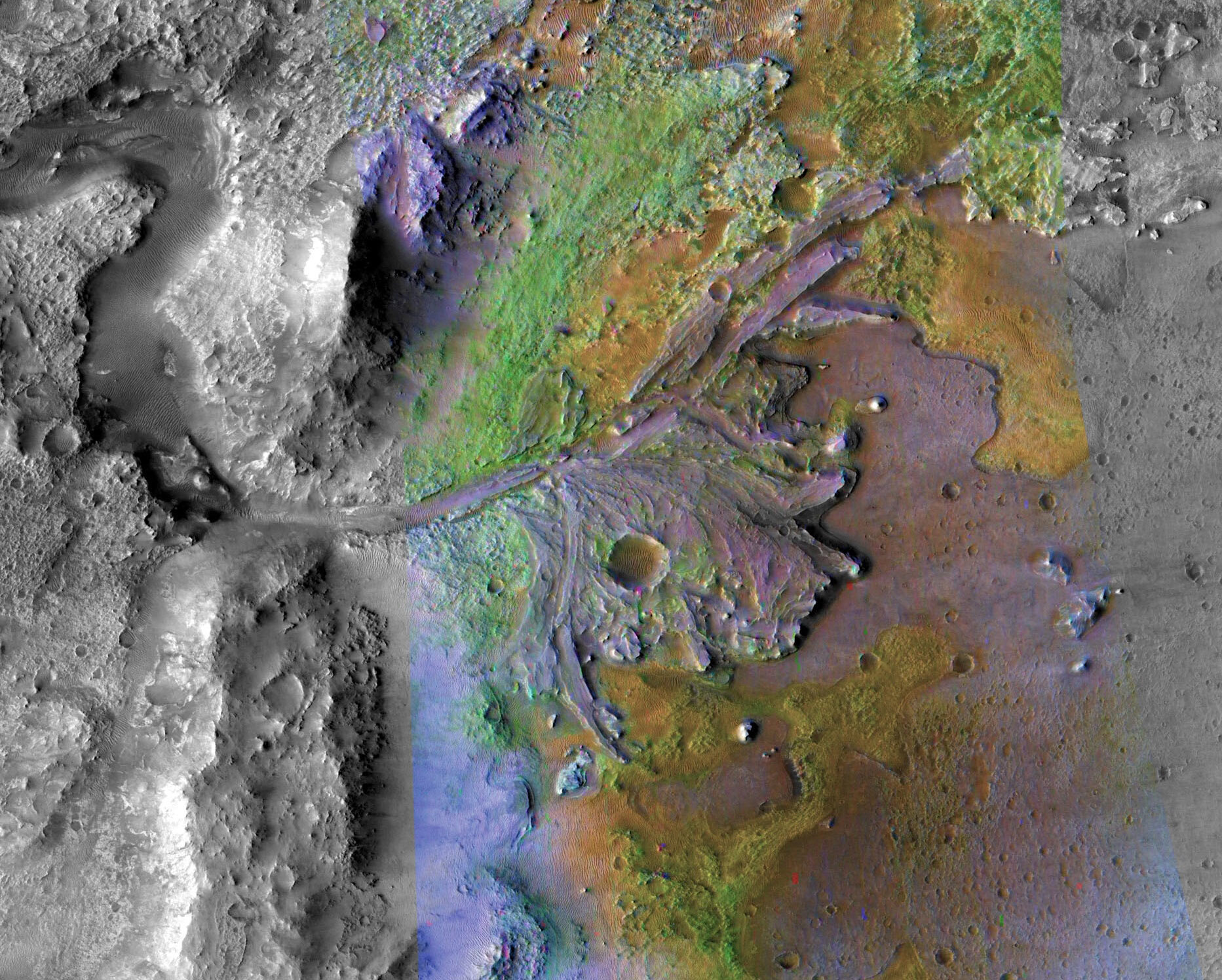 Early Mars climate was intermittently warm