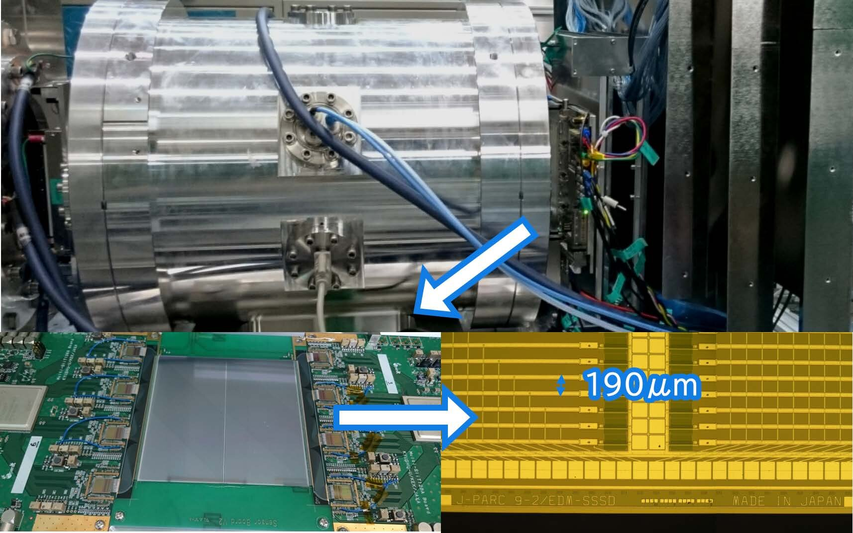 New way to probe exotic matter aids in the study of atomic and particle physics